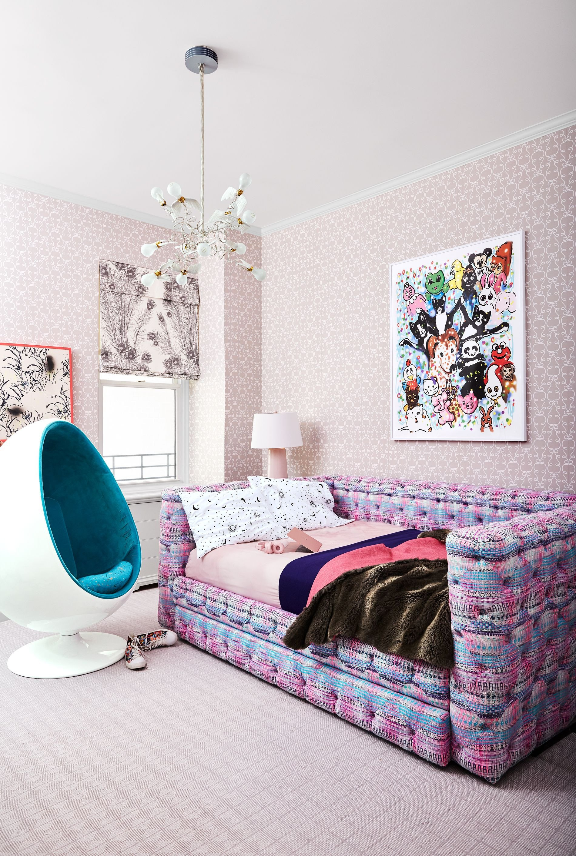 Kid Bedroom Decorating Idea Unique 55 Kids Room Design Ideas Cool Kids Bedroom Decor and Style