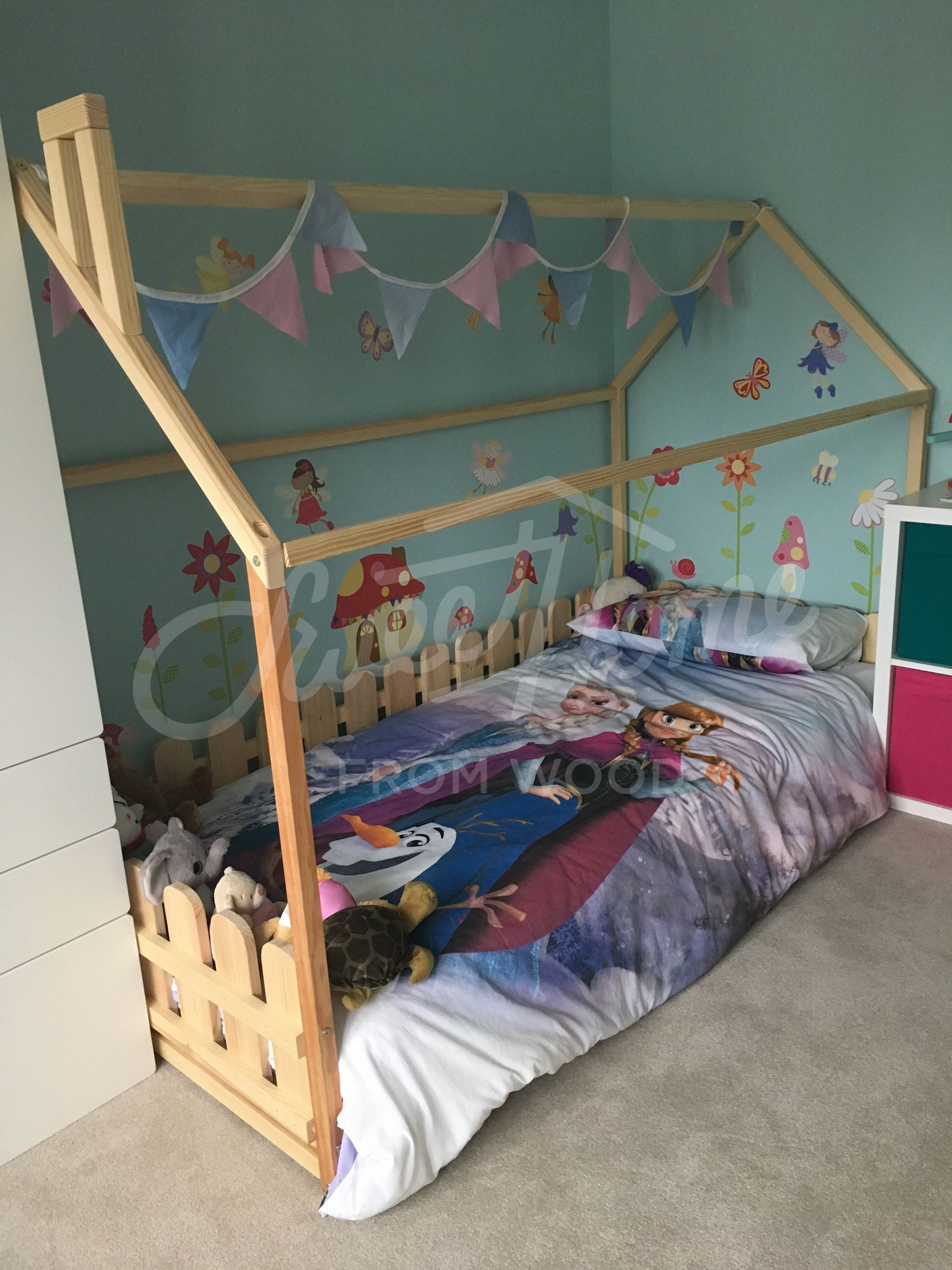 Kids Bedroom for Girls Beautiful Children Bed toddler Bed House Bed House Bedroom Interior