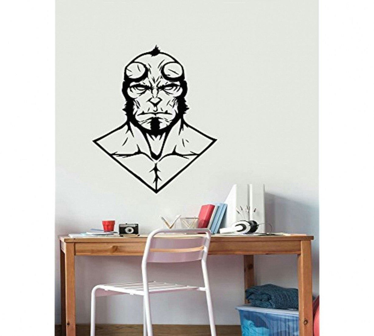 Kids Bedroom Wall Decor Awesome Blue Walls Bedroom Drawing Cartoons House Wall Decals for