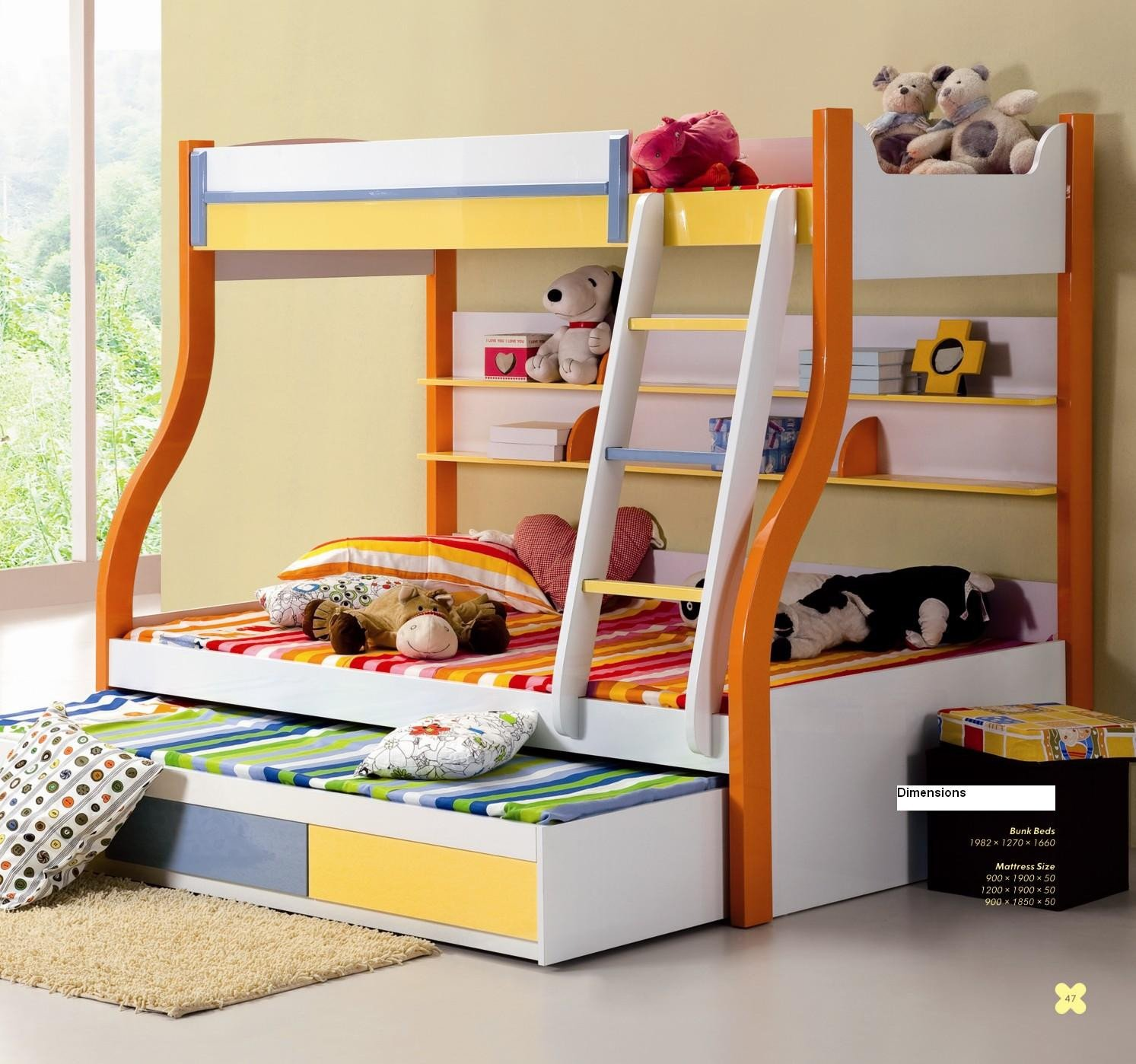 Kids Bunk Bed Bedroom Set Lovely the Best and Most Prehensive Kids Bed with Storage India