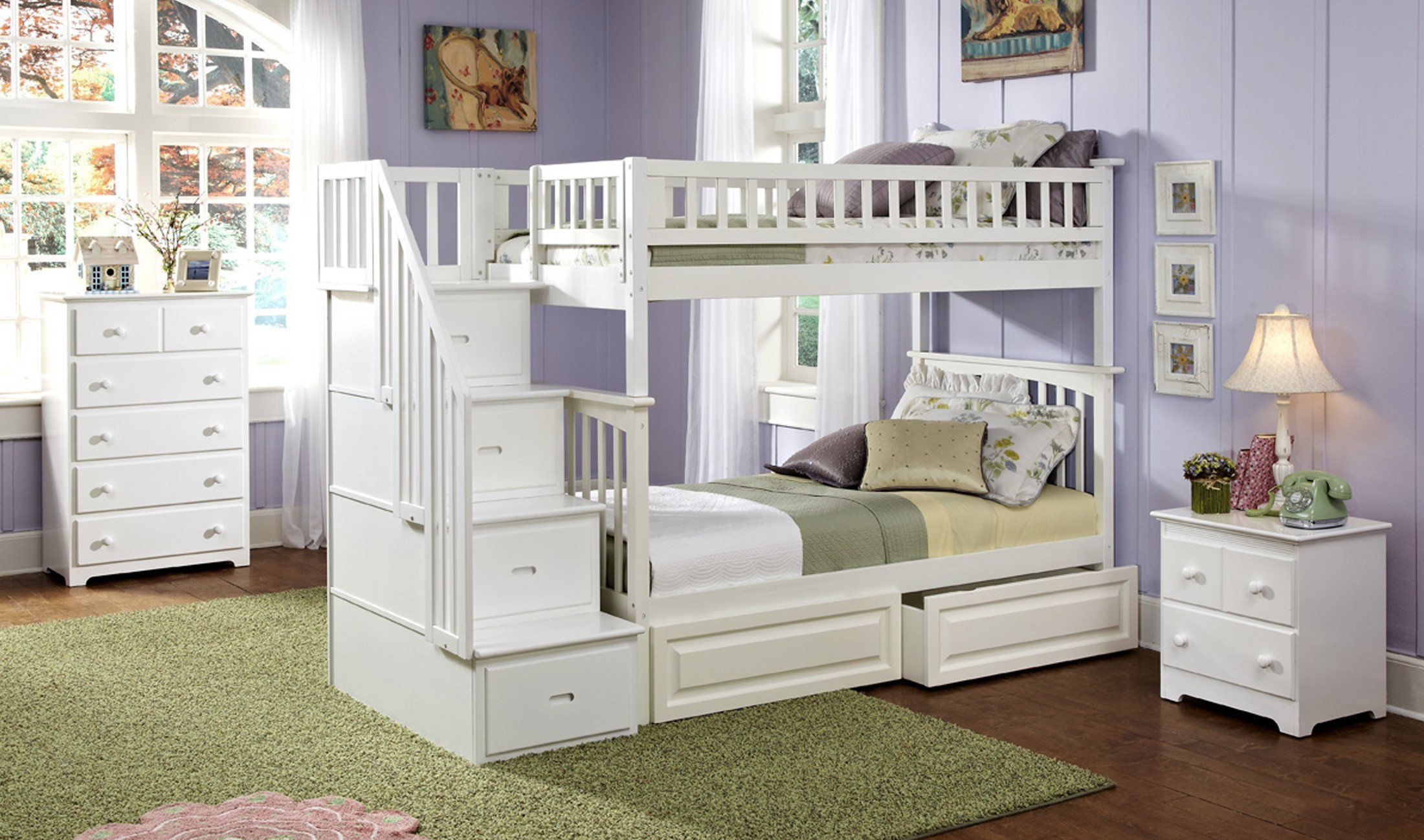 Kids Twin Bedroom Set Fresh Luxury Bunk Beds Hawaii Graphics — Beautiful Furniture Home