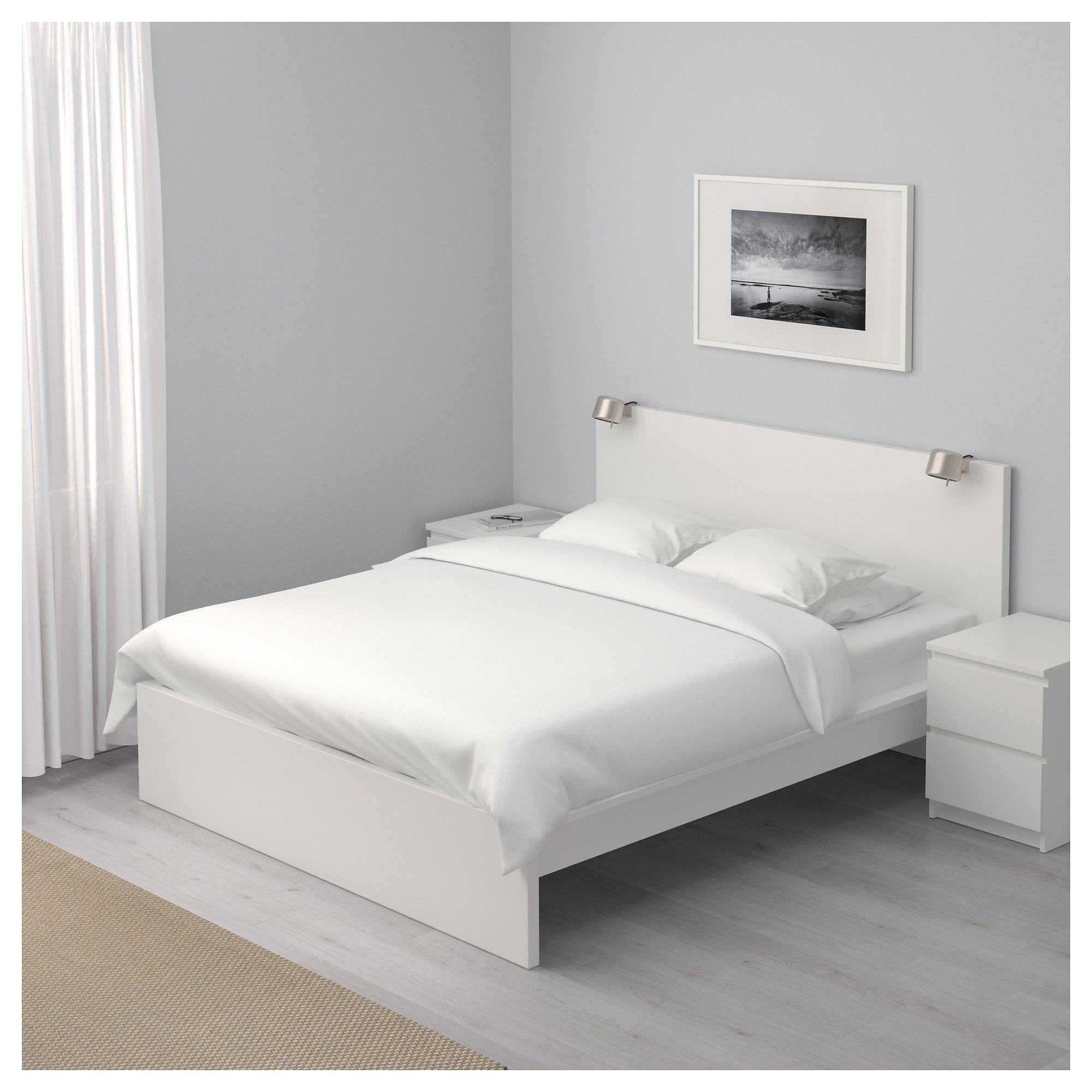 King Bedroom Set Ikea Elegant Ikea Malm White Luröy Bed Frame High