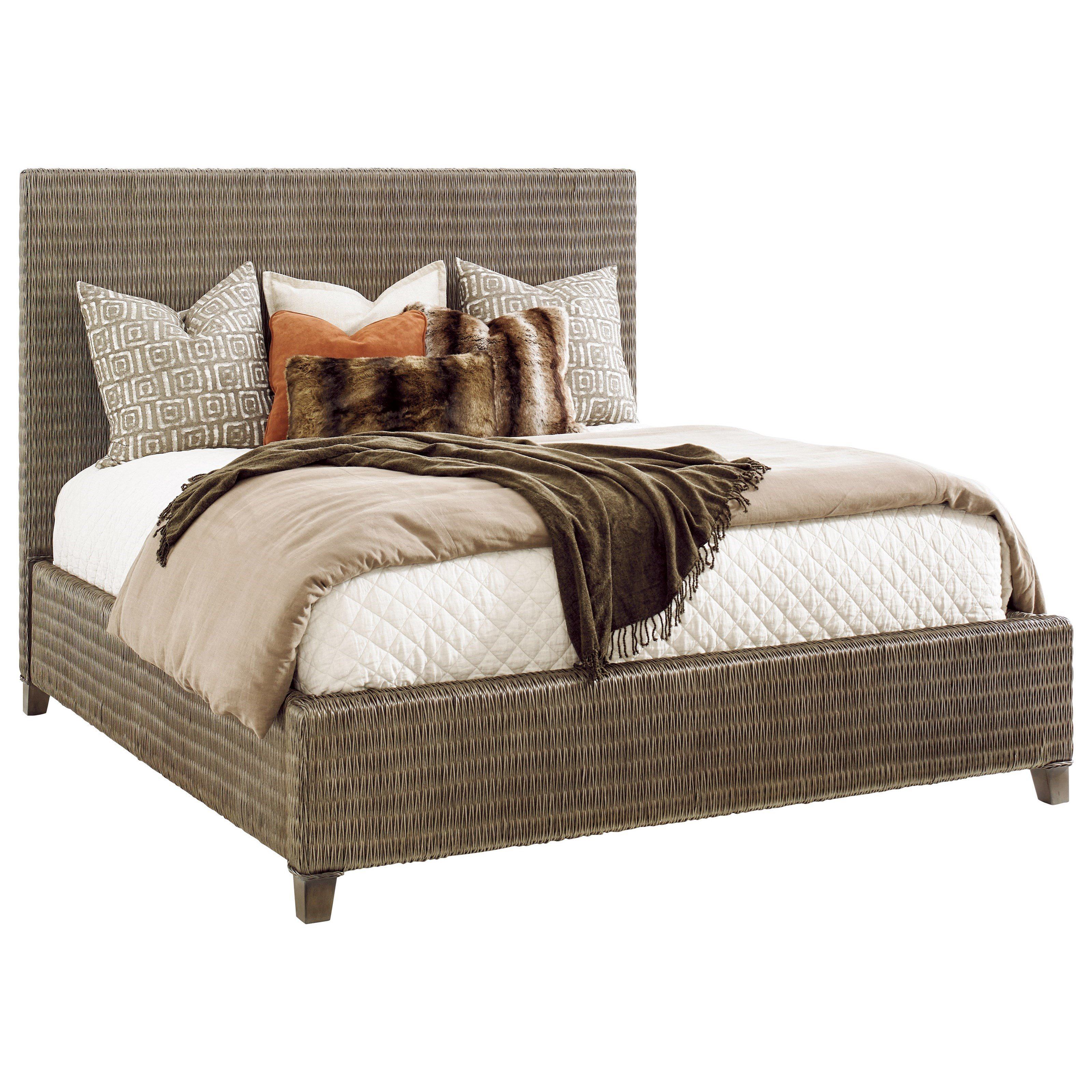 King Size Bedroom Benches Luxury tommy Bahama Home Cypress Point 562 134c Driftwood isle
