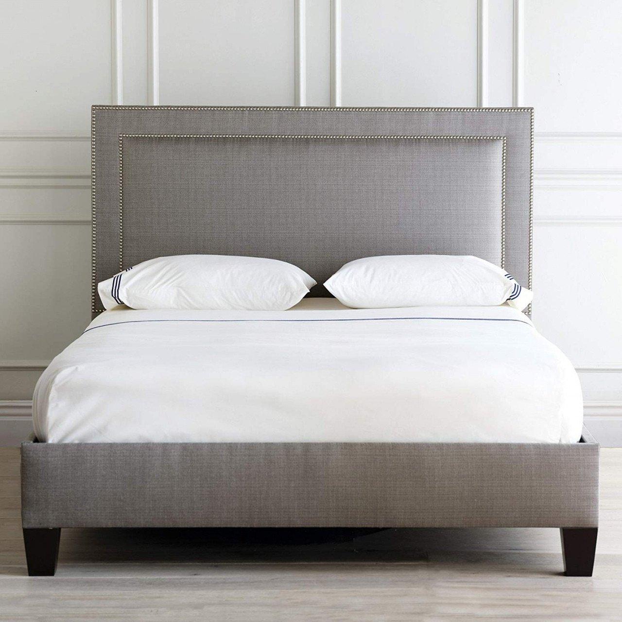 King Size Canopy Bedroom Set Elegant Modern King Size Bed — Procura Home Blog