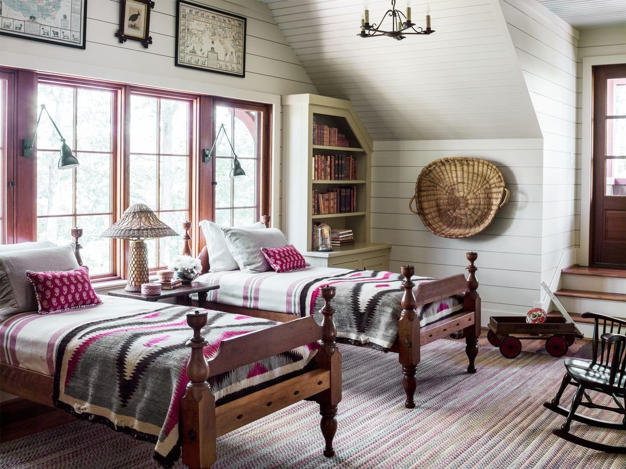 Lake House Decorating Ideas Bedroom Beautiful south Carolina Lake House Cabin Rustic and Timeless Cabin