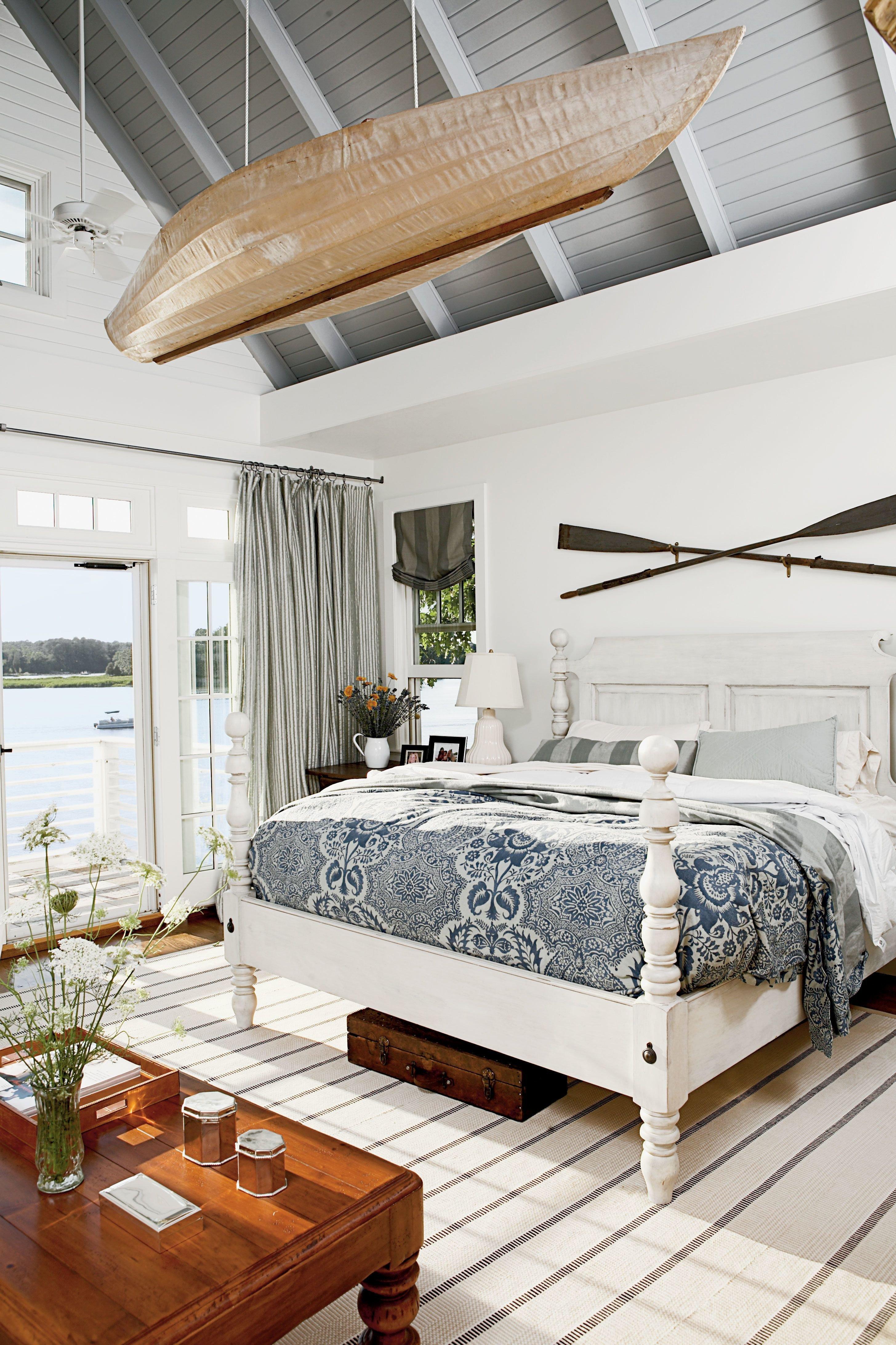 Lake House Decorating Ideas Bedroom Elegant 20 Genius Nautical Decorating Ideas