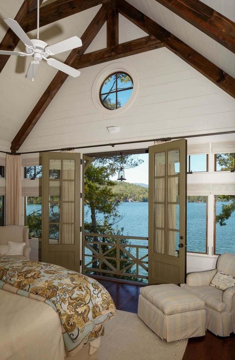 Lake House Decorating Ideas Bedroom Luxury 35 Inspiring Lake House Bedroom Decoration Ideas Page 3 Of