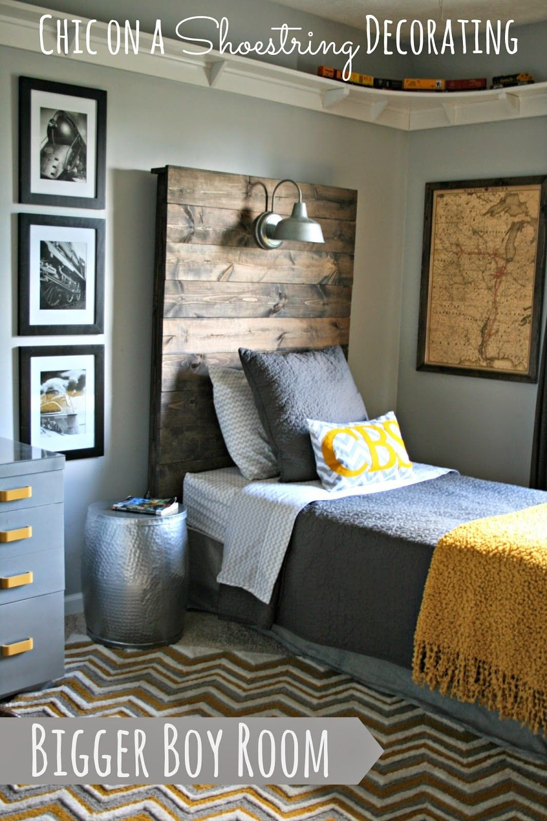 Light Fixtures for Girl Bedroom Awesome How to Make A Rustic Headboard with A Light Fixture by Chic