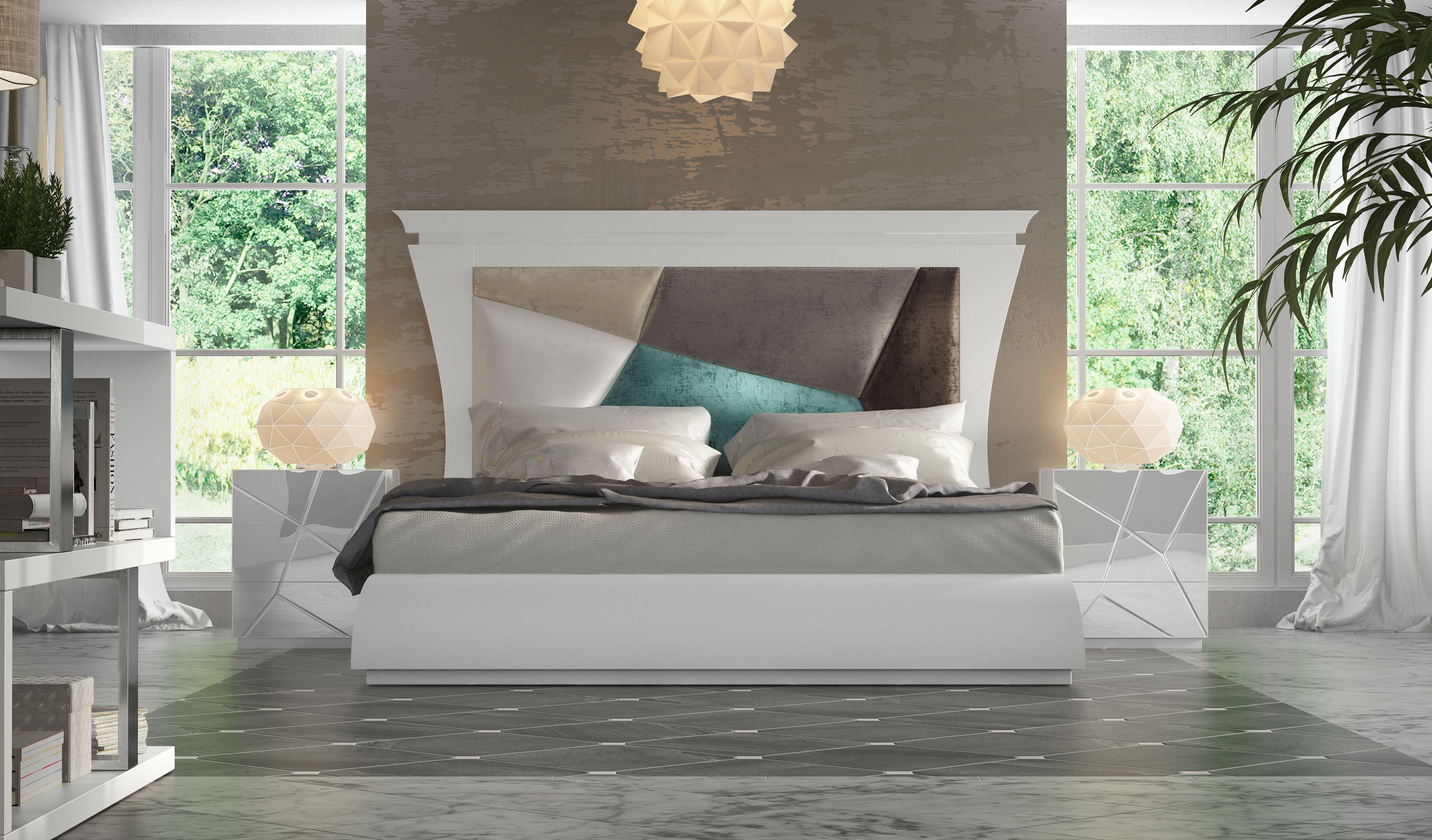 Lighted Headboard Bedroom Set Luxury Helotes King Standard 3 Piece Bedroom Set