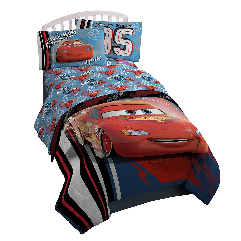 Lightning Mcqueen Bedroom Set Best Of Jay Franco Disney Cars 3 Piece Twin Sheet Set Classic