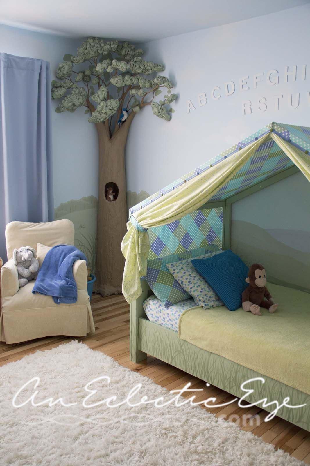 Little Boy Bedroom Set Fresh Diy Bed Tent … … In 2020
