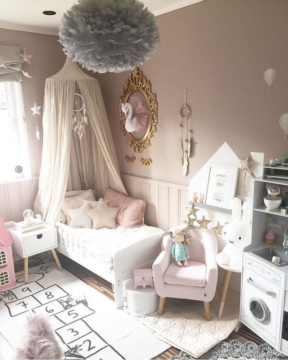 Little Girl Bedroom Decor Inspirational Girls Room by thereseen