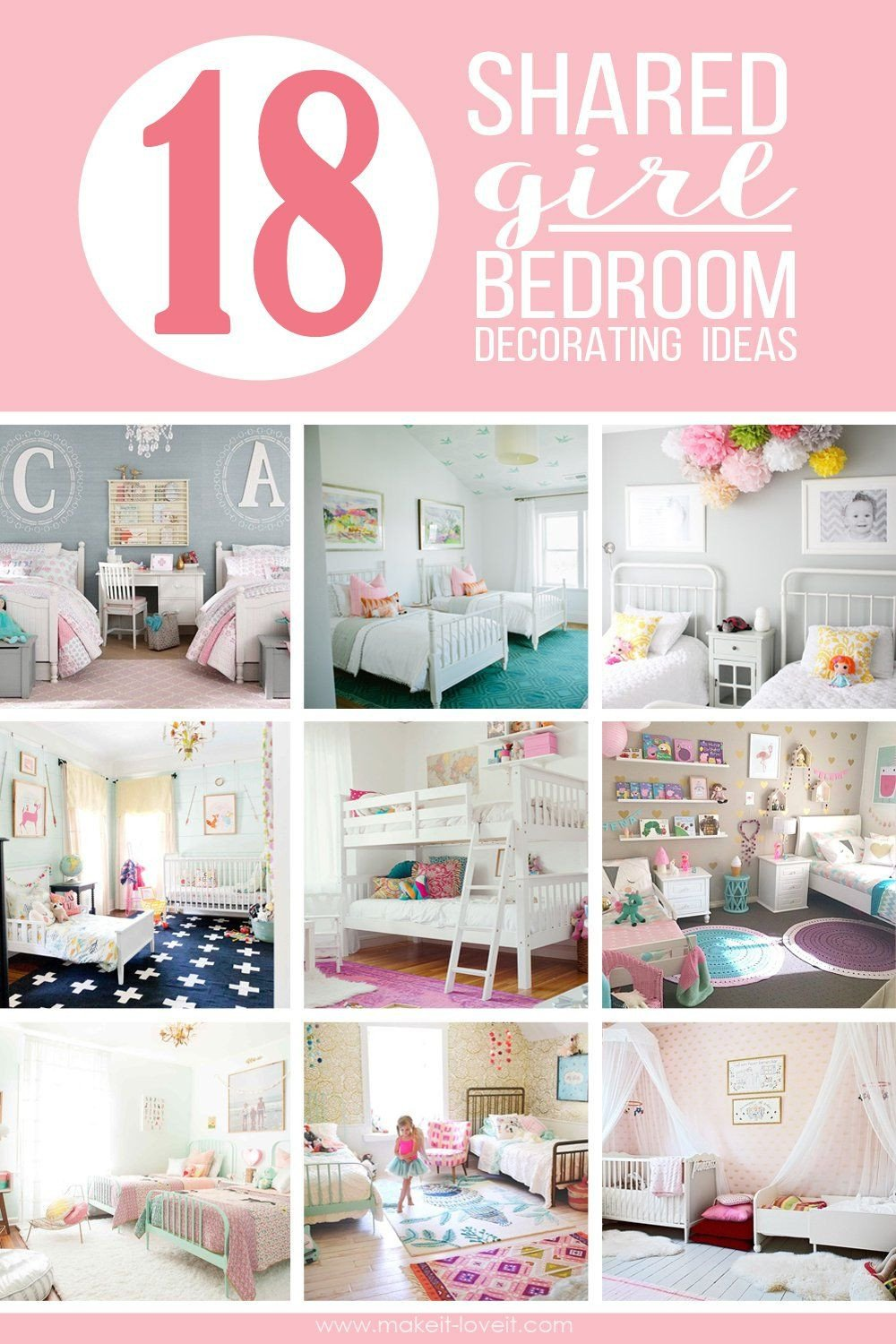 Little Girl Bedroom Decorating Ideas Luxury 18 D Girl Bedroom Decorating Ideas Baby 3