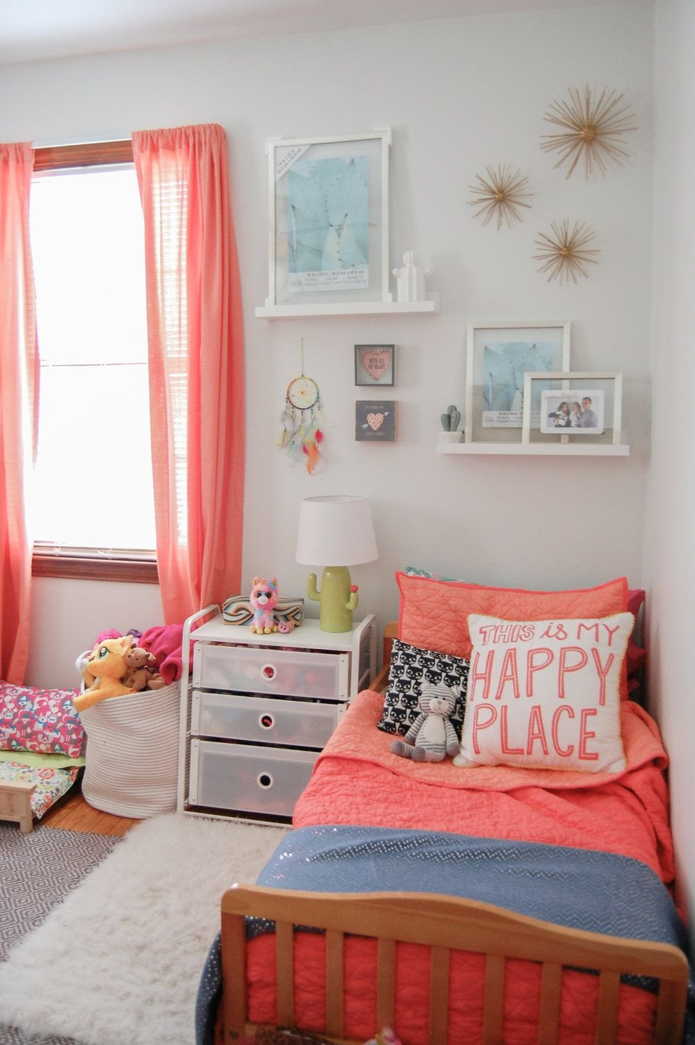 Little Girl Bedroom Decorating Ideas New Check Out Our Fixer Upper E Year In