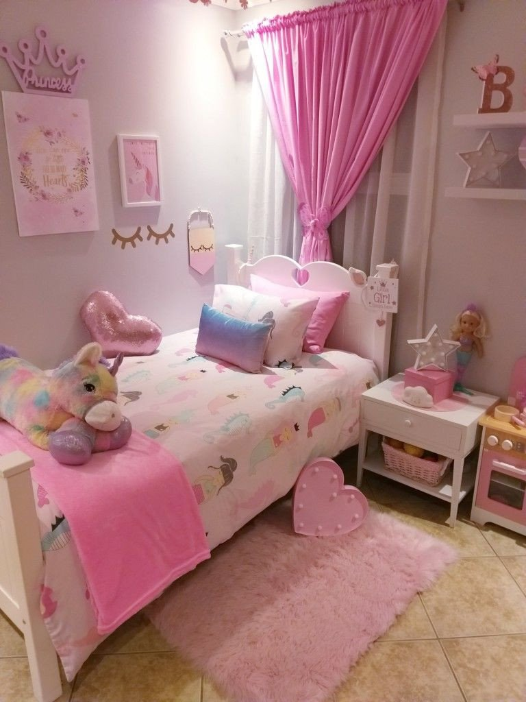Little Girls Bedroom Ideas Fresh Bellas Mermaid Bedroom Bedroomsbyb