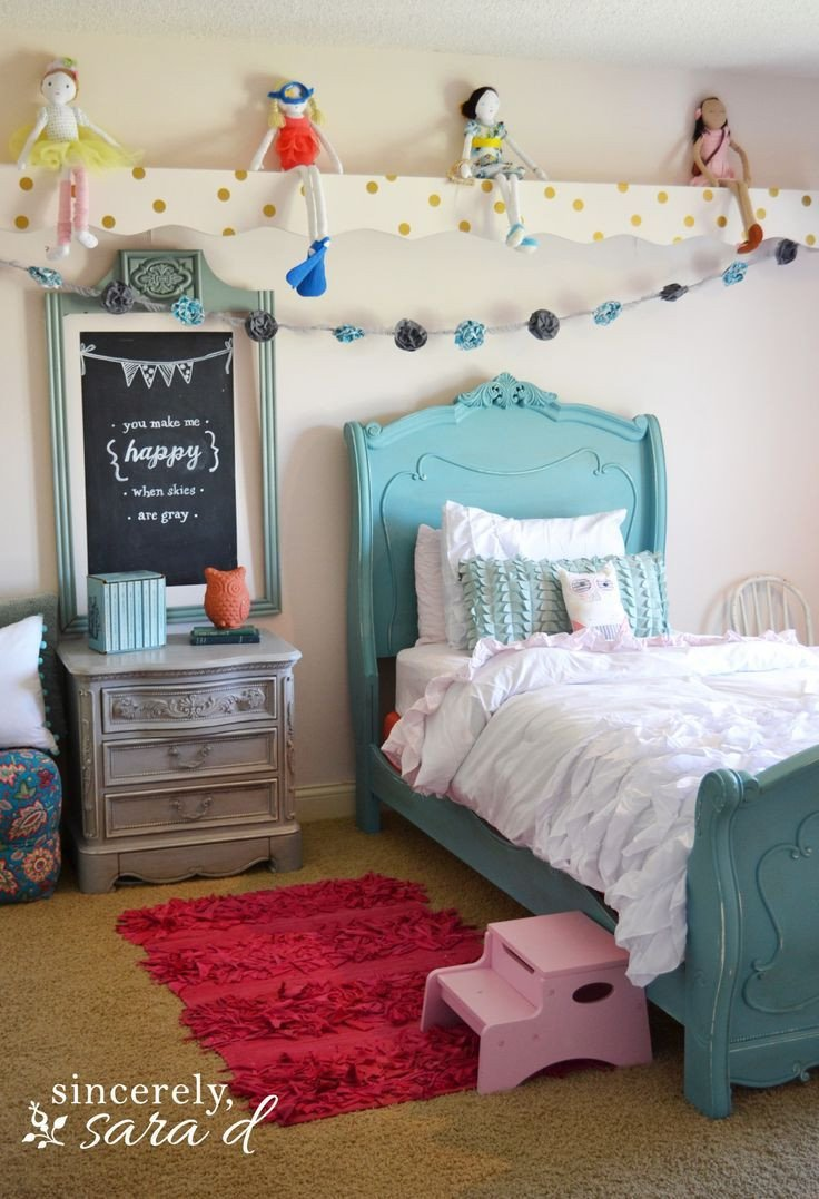 Little Girls Bedroom Ideas Inspirational Funky Girls Room Farmhouse Kids Rooms