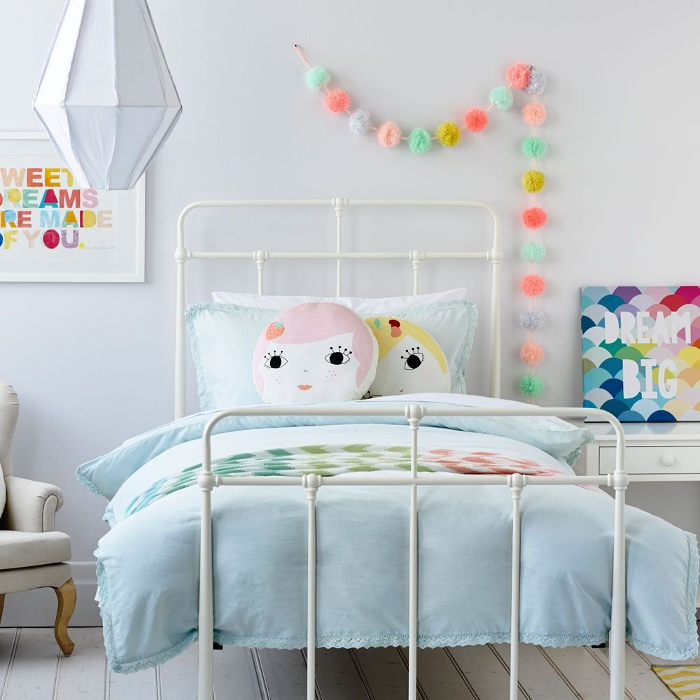 Little Girls Bedroom Ideas Unique Colorful Children S Decor with Vintage Elements Little
