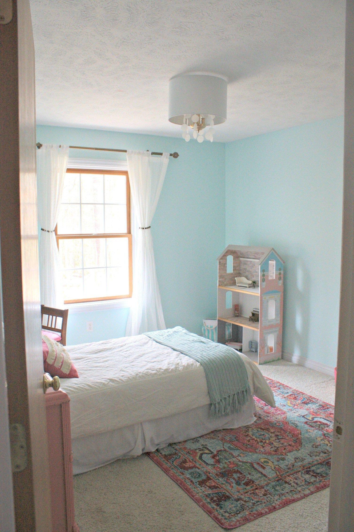 Little Mermaid Bedroom Decor Luxury Boho Mermaid Bedroom Reveal & orc Week 6 Bedroom