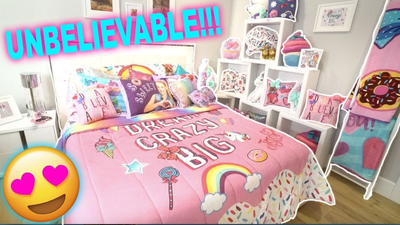 Little Mermaid Bedroom Set Lovely Jojo Siwa S New Room tour You Must See This