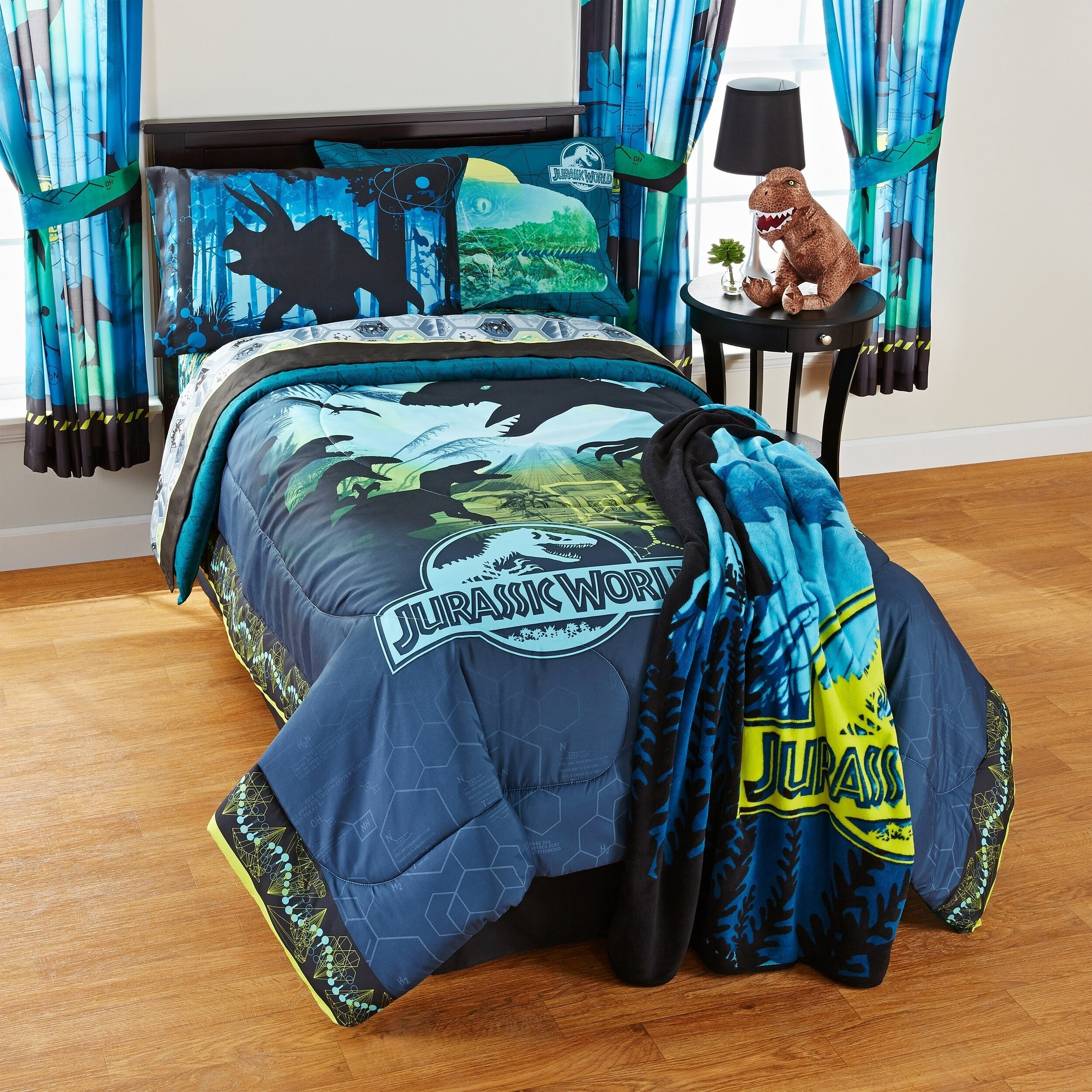 Little Mermaid Bedroom Set Unique Jurassic World Biggest Growl 5 Piece Bed In A Bag Set