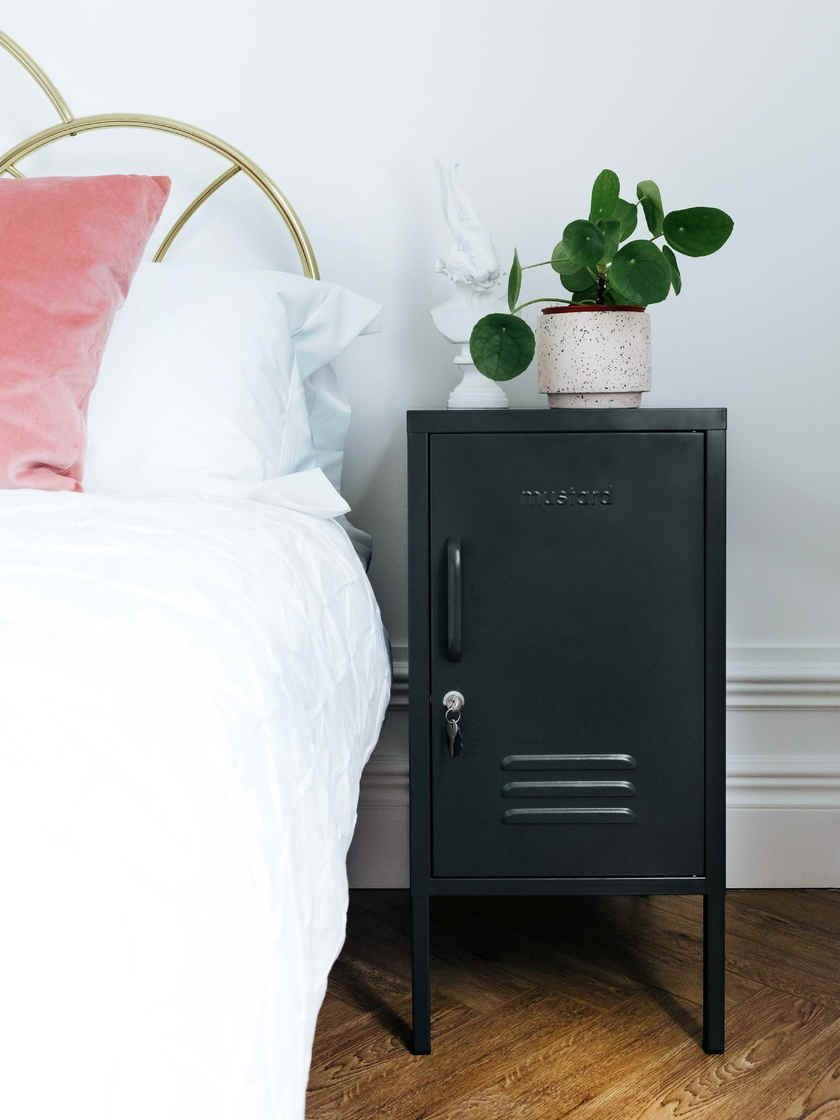 Locker Room Bedroom Furniture Awesome Loft Style Lockers Slate Grey