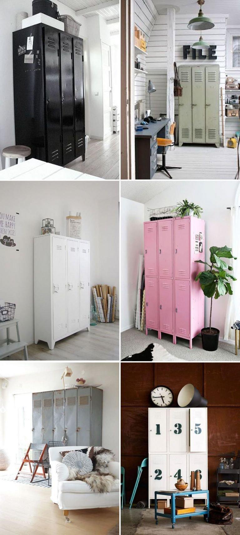 Lockers for Bedroom Storage Elegant 43 Best Metal Lockers for Home