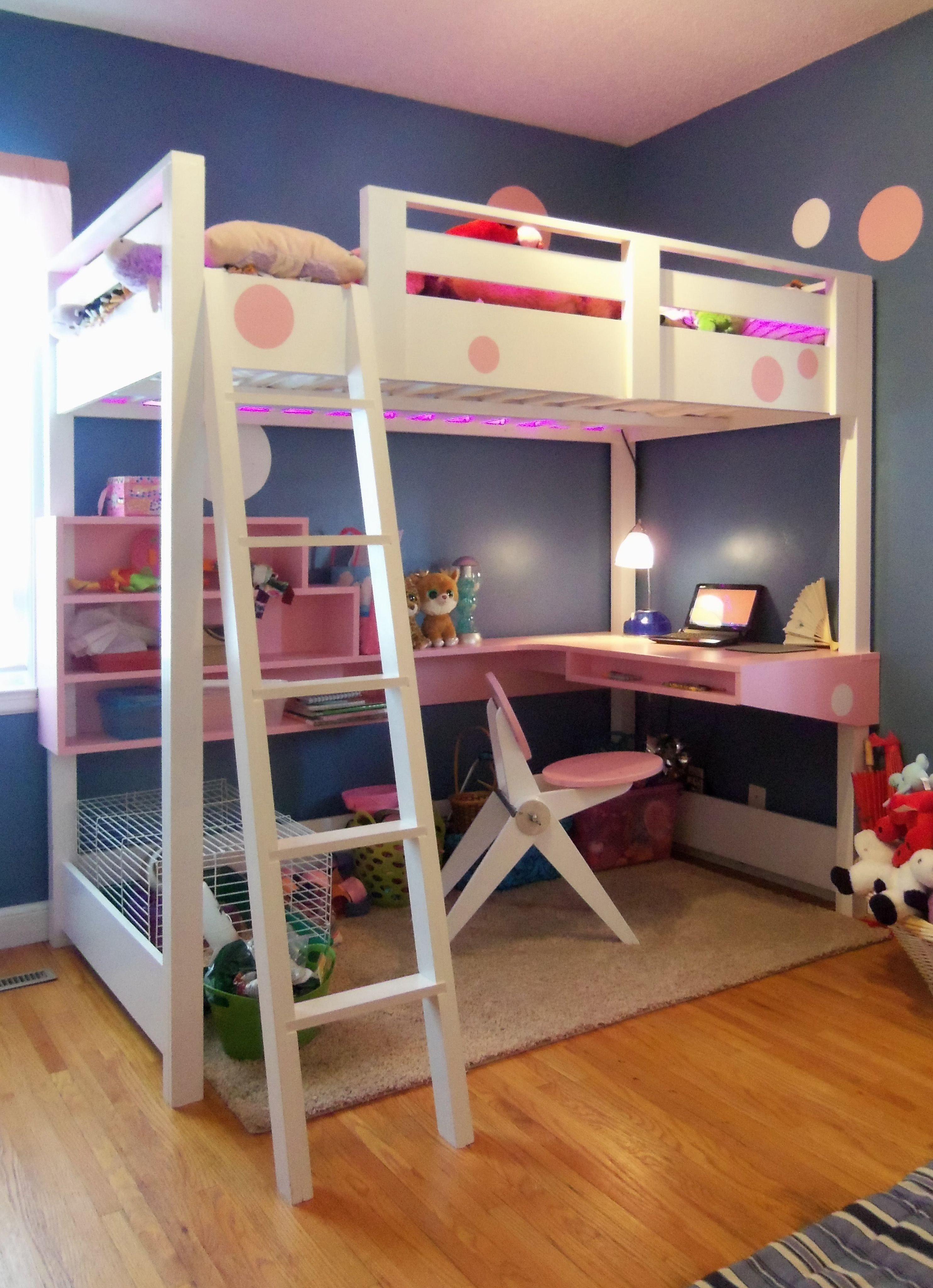 Loft Bed Bedroom Ideas Elegant Loftbed Storage Ideas Loft Bed with Desk