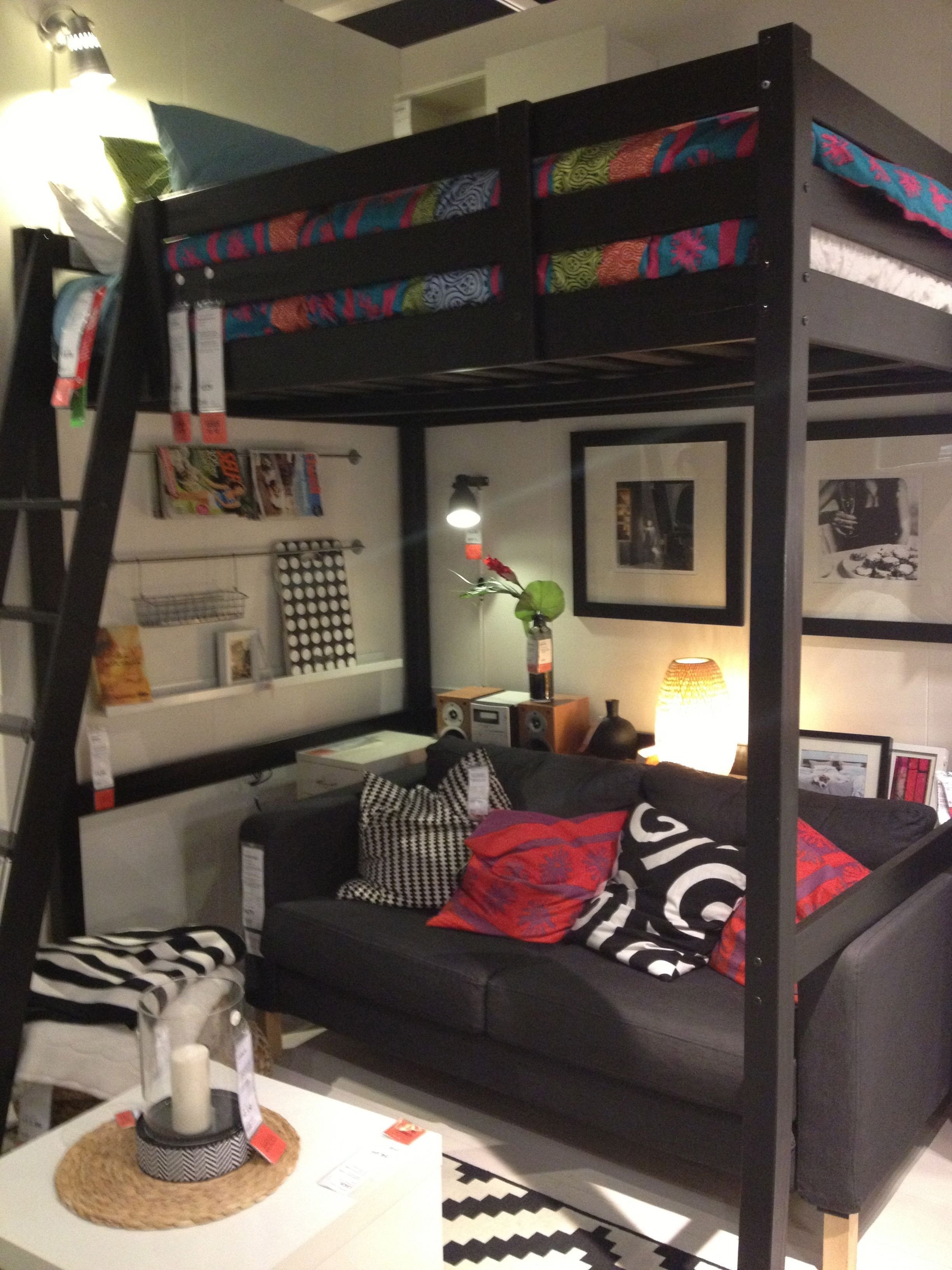 Loft Bed Bedroom Ideas Elegant Stora Loft Bedframe Full Double $299