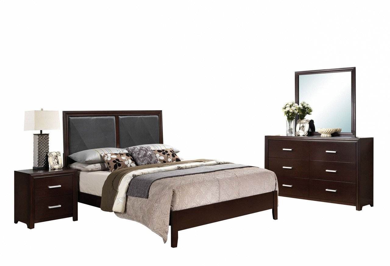 Log King Size Bedroom Set Lovely Bed with Drawers Under — Procura Home Blog