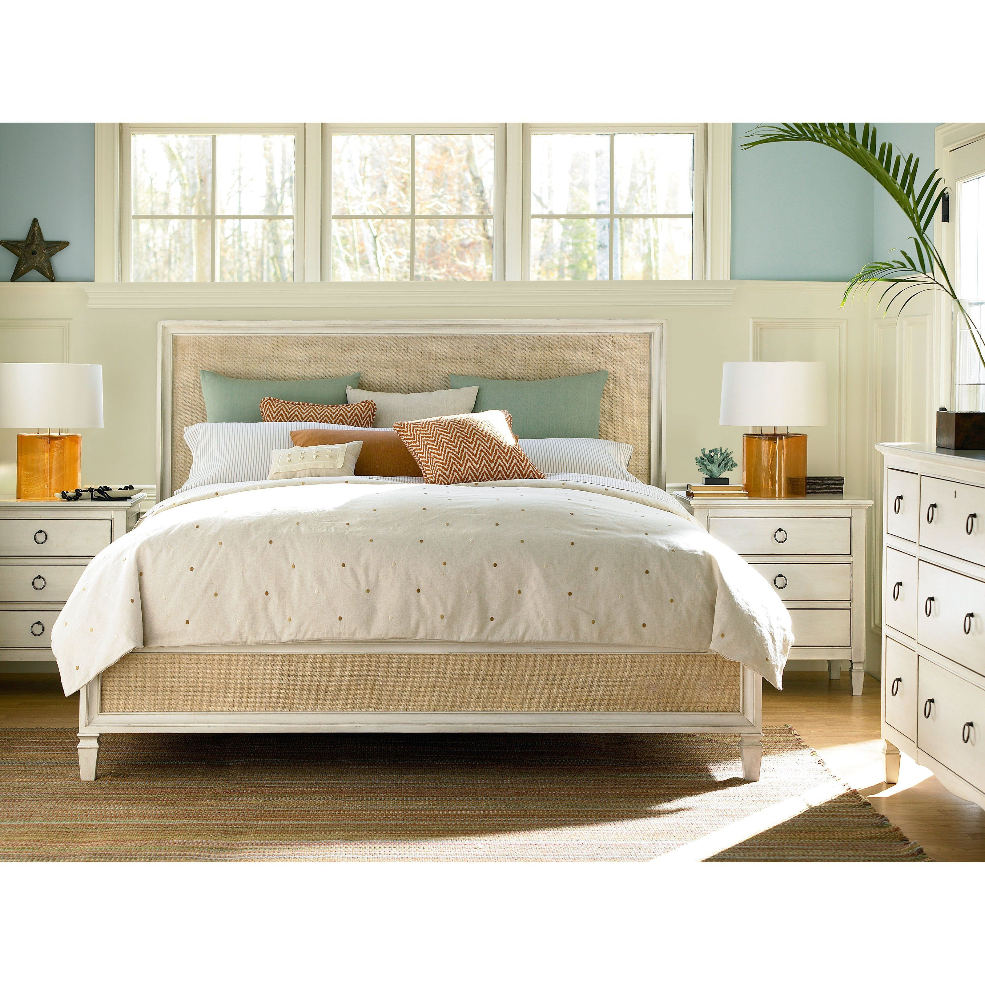 Low Profile Bedroom Set Awesome Summer Hill Woven Low Profile Bed Cotton Unir1783 In