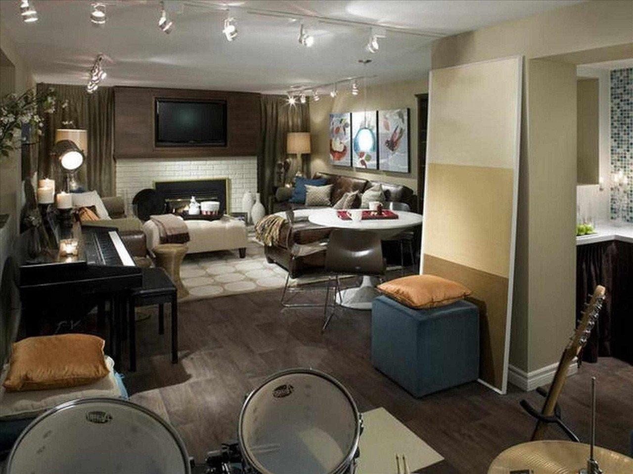 Man Cave Bedroom Ideas Inspirational Basement Man Cave — Procura Home Blog