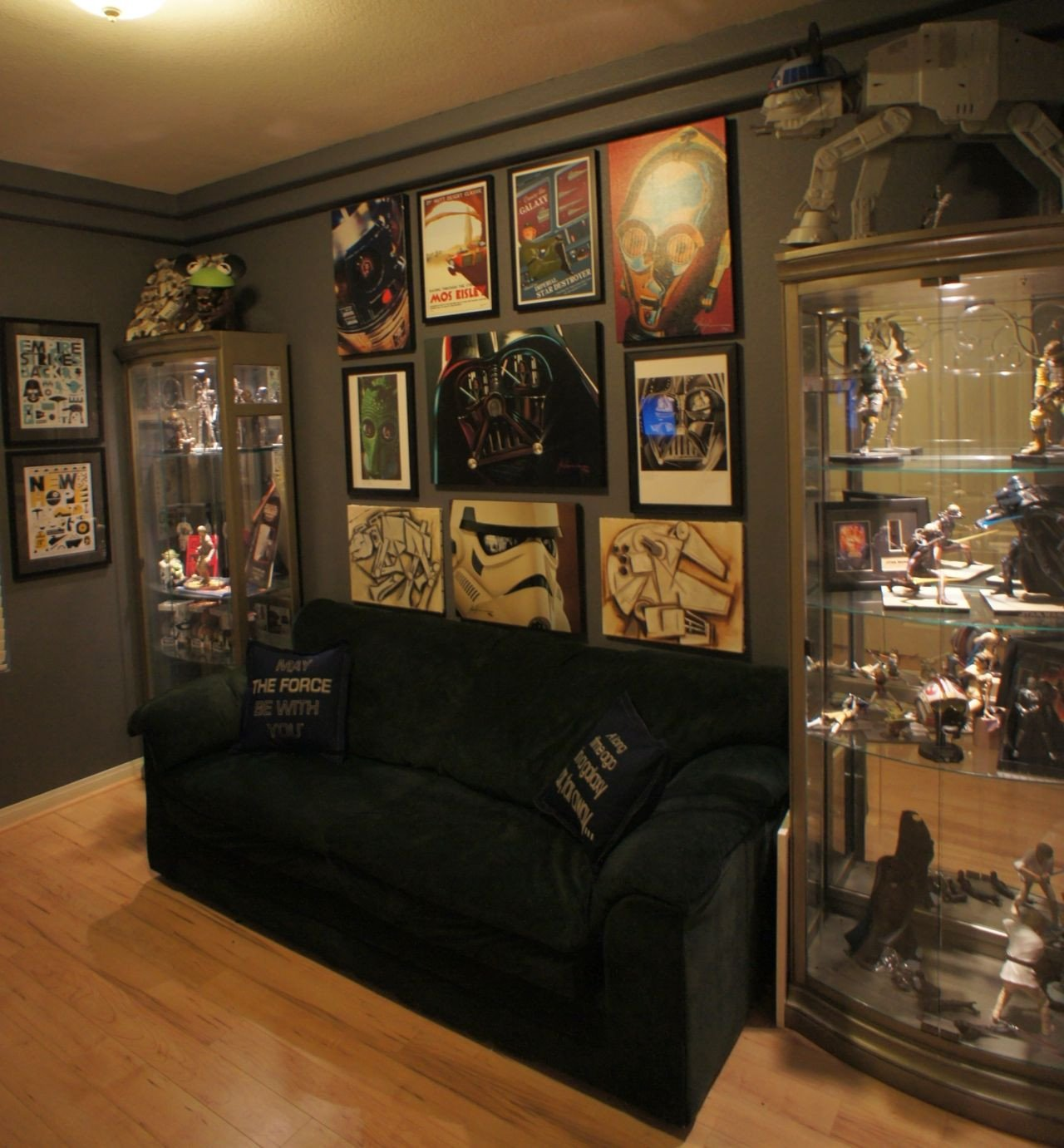 Man Cave Bedroom Ideas Inspirational Star Wars Man Cave