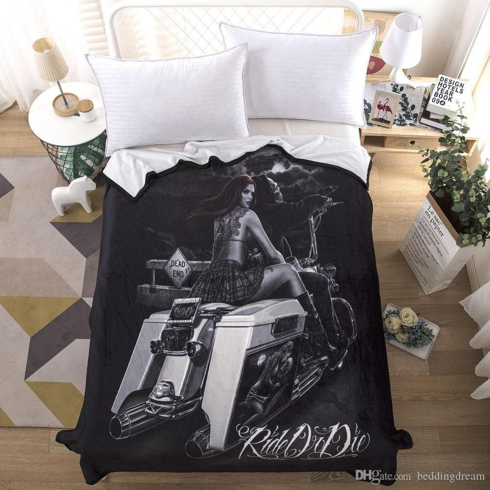Marilyn Monroe Bedroom Set Inspirational 3d Printed Blanket High End fortable Skeleton and Marilyn Monroe Y Bedspread Black Fashion Home Textile Green Fuzzy Blanket Blanket Sale Line