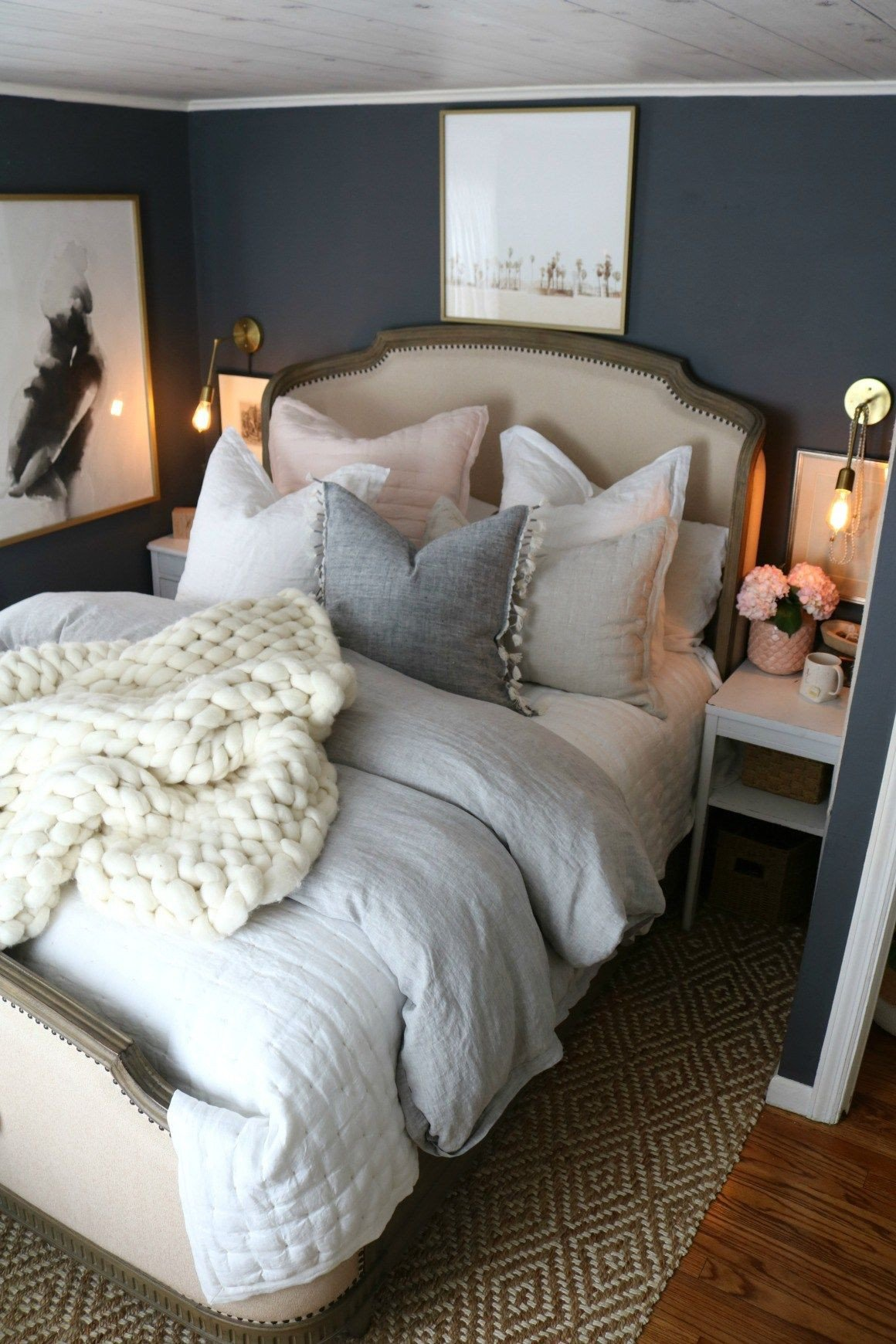 Master Bedroom Bedding Ideas Elegant How to Make Your Bedding Fluffy and Our New Bedding