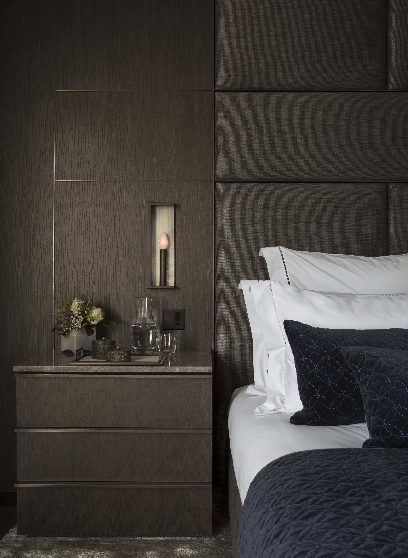 Mens Bedroom Decorating Ideas Best Of Knightsbridge Splendour Master Bedroom Detail Masculine