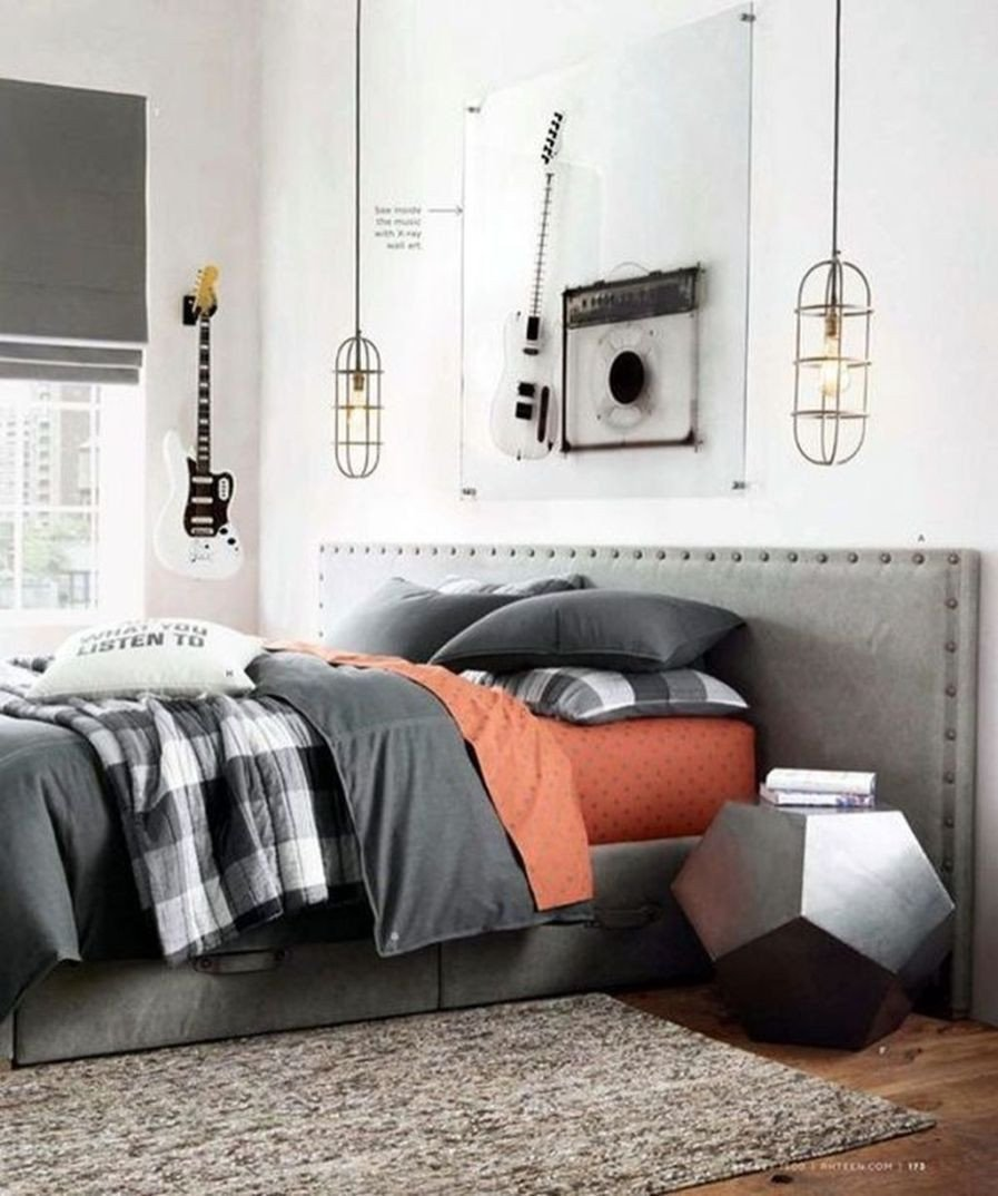 Mens Bedroom Decorating Ideas Luxury Modern Bedroom Decorating Ideas for Men 11