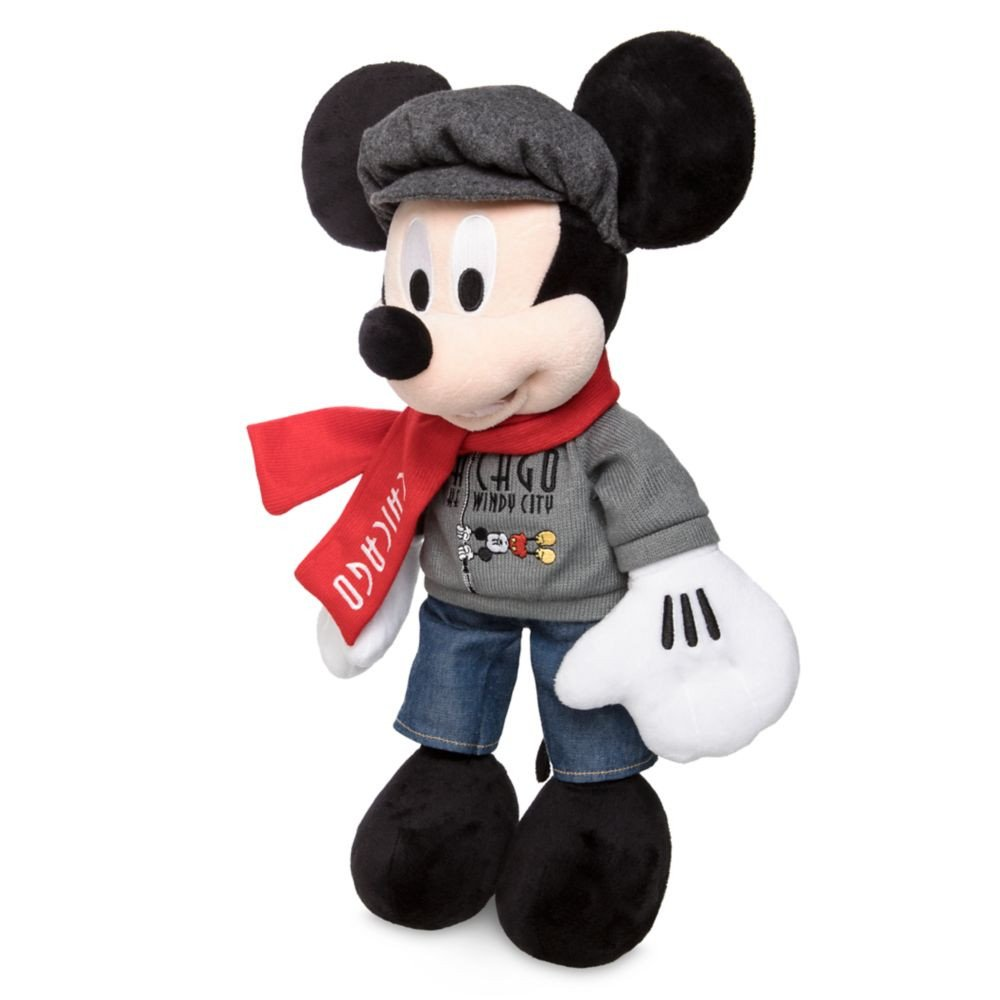 Mickey Mouse Bedroom Decorations Lovely Mickey Mouse Plush – Chicago – 11 1 2