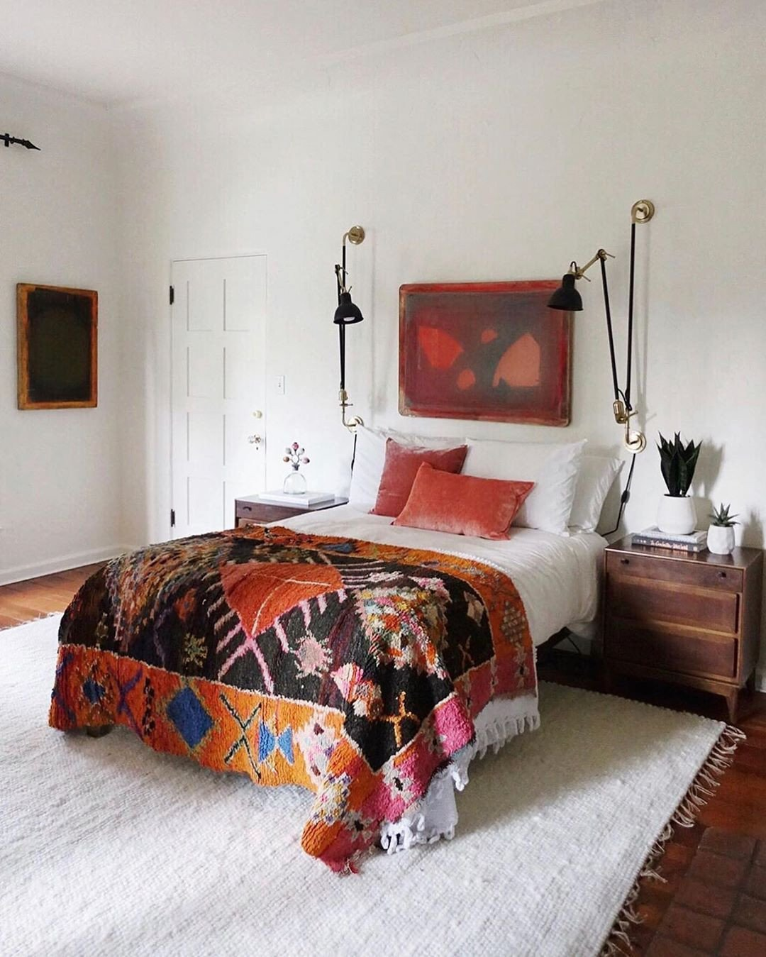 Mid Century Modern Bedroom Beautiful Eclectic Mid Century Modern and Industrial Bedroom Decor
