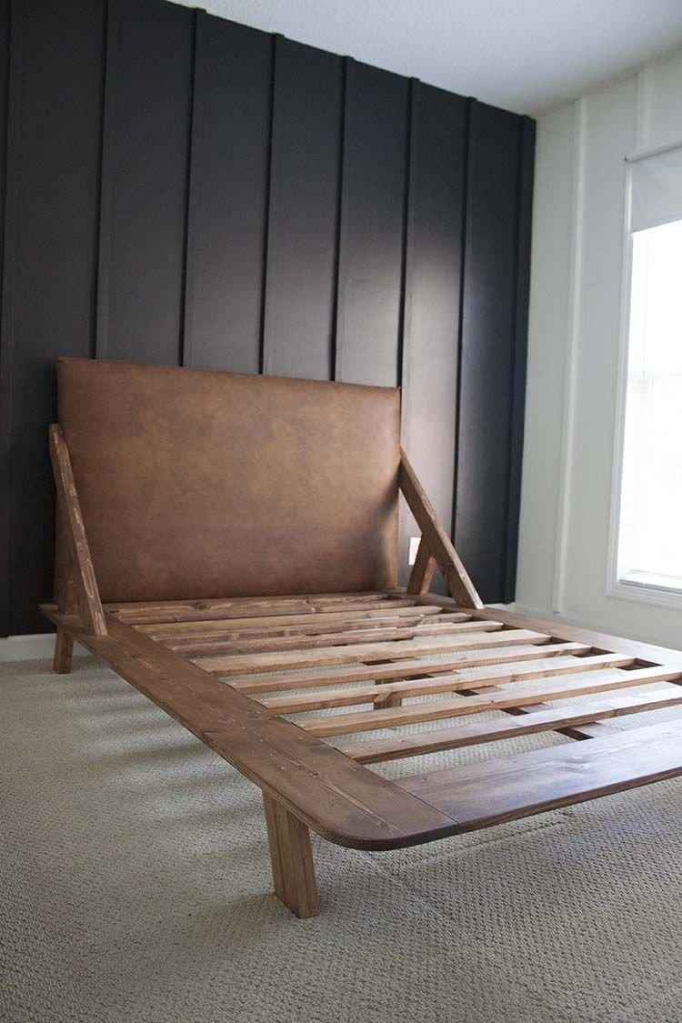 Mid Century Modern Bedroom Fresh Mid Century Modern Diy Platform Bed