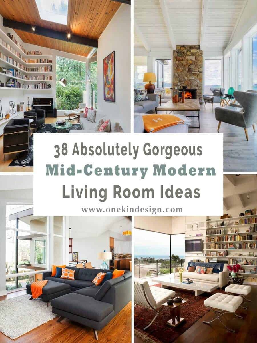 Mid Century Modern Bedroom Furniture Best Of 38 Absolutely Gorgeous Mid Century Modern Living Room Ideas