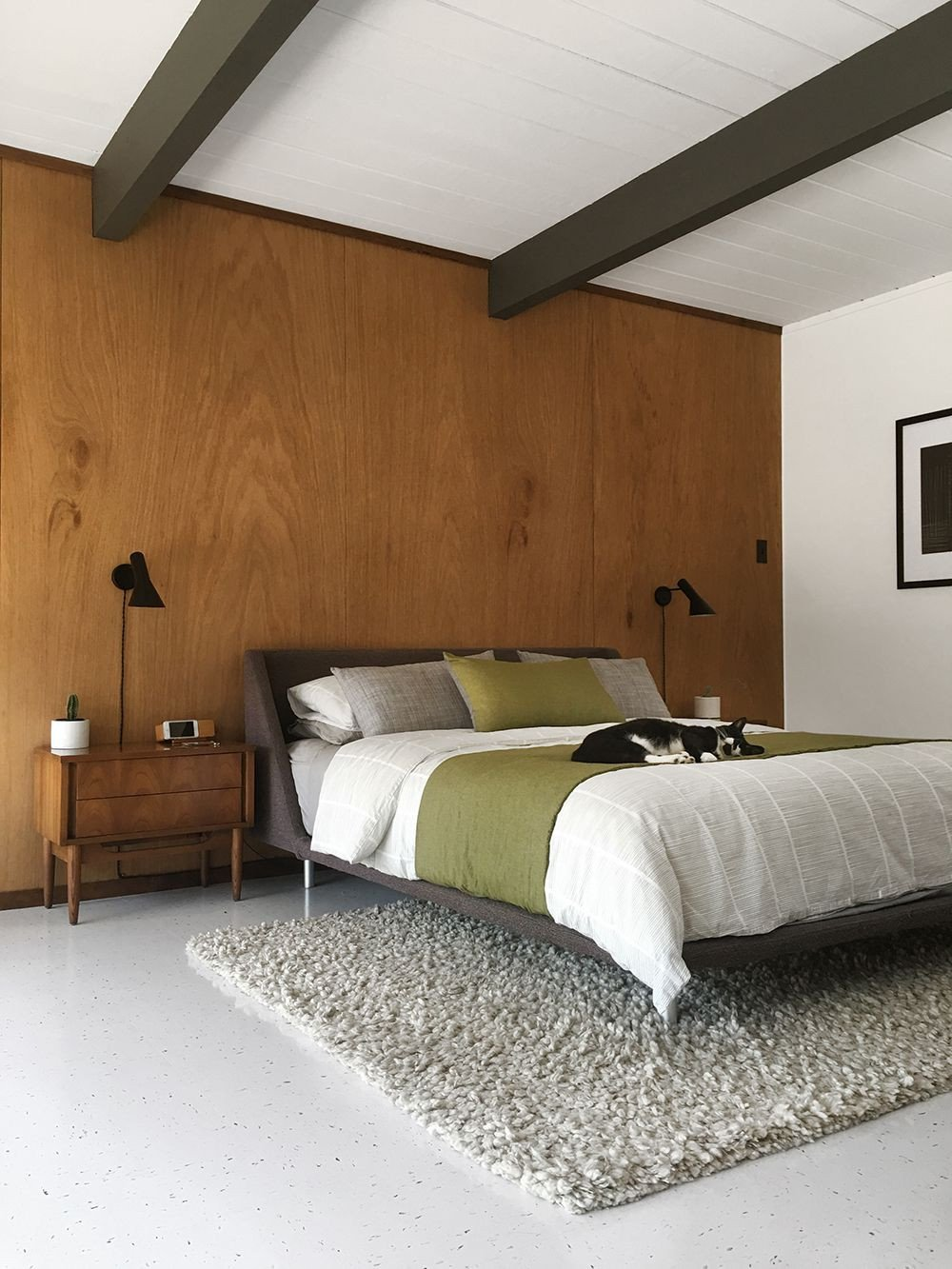 Mid Century Modern Bedroom Furniture New Mid Century Modern Lighting Ideas for the Bedroom