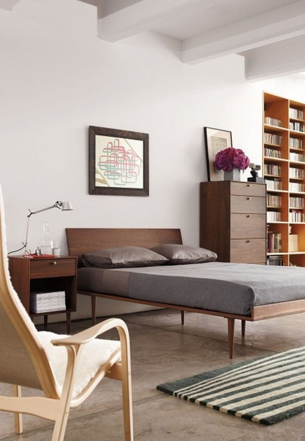 Mid Century Modern Bedroom Lovely Brilliant Mid Century Furniture