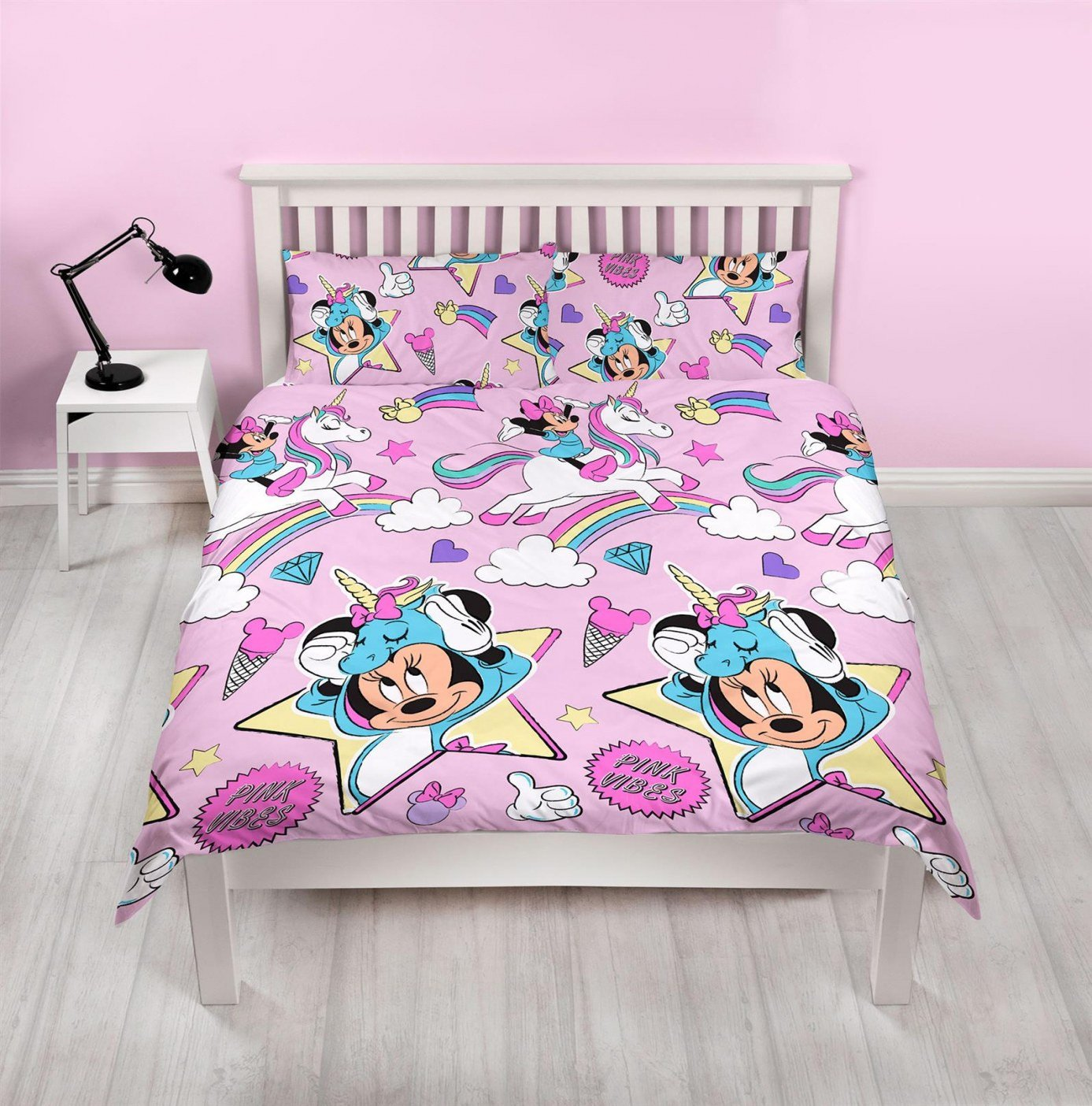 Minnie Mouse Bedroom Furniture Inspirational Minnie Mouse Room In A Box Details About Disney Mickey