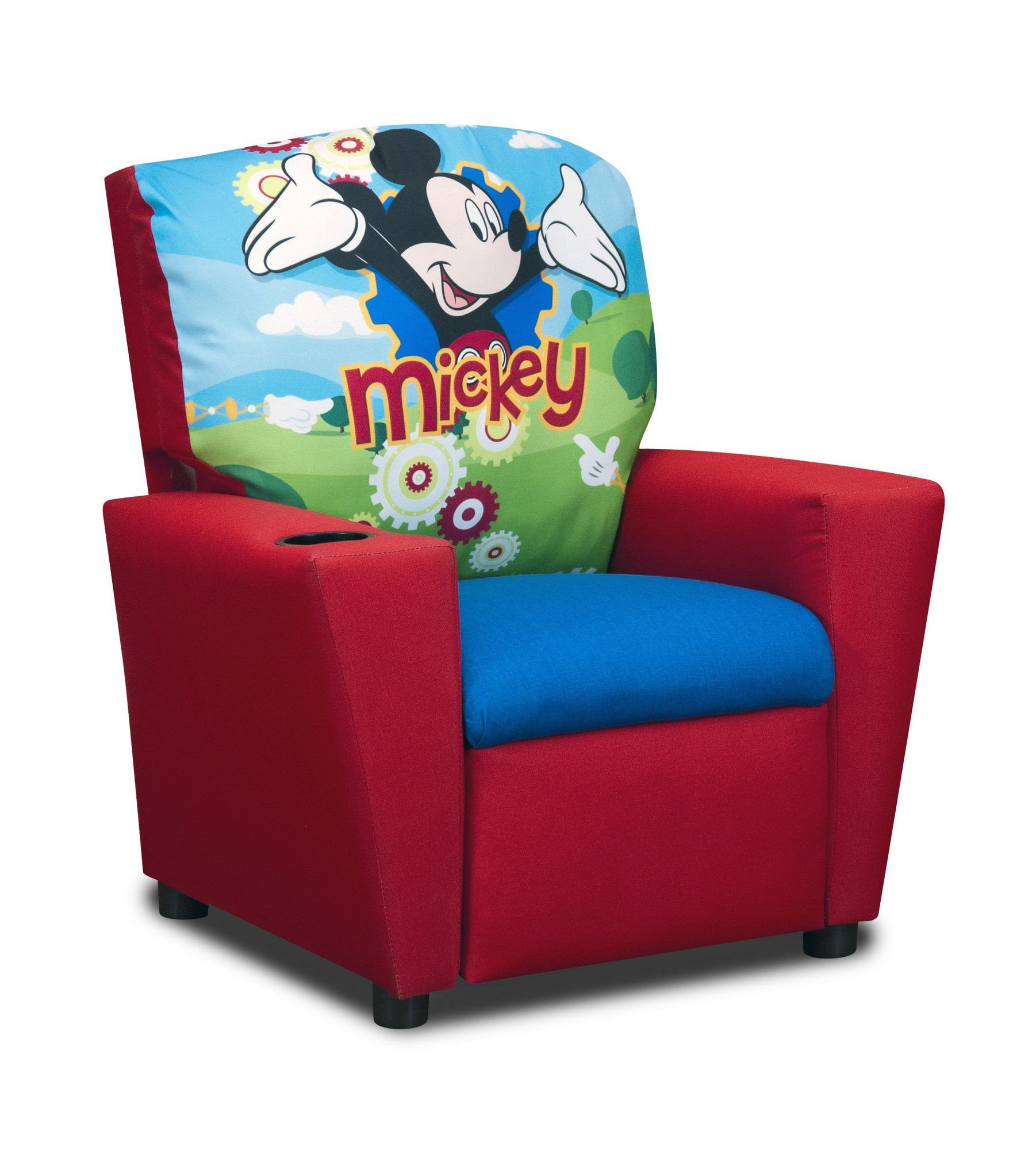 Minnie Mouse Bedroom Furniture New Disney S Mickey Mouse Clubhouse Kids Cotton Recliner Chair