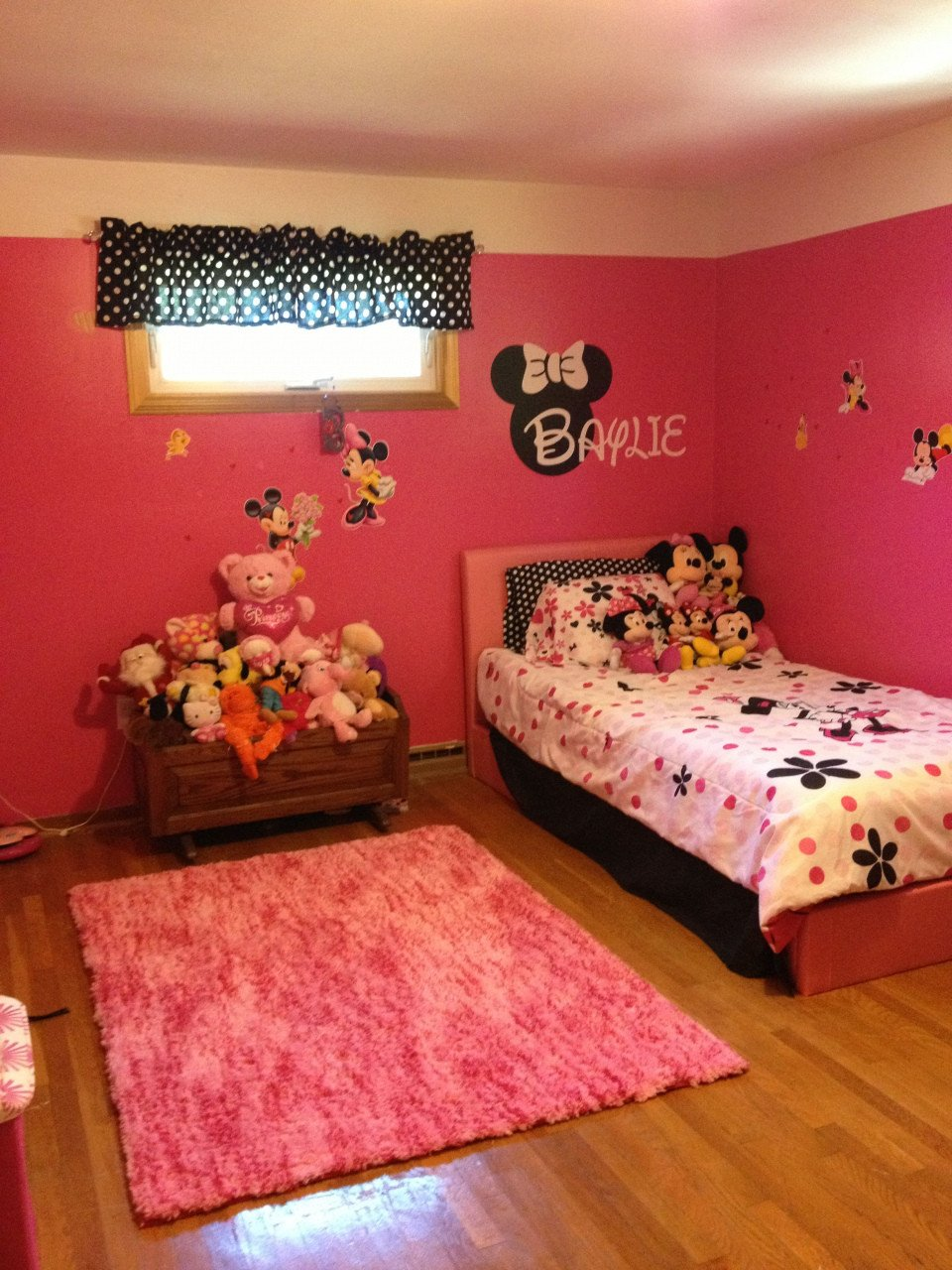 Minnie Mouse Bedroom Furniture New Mickey Mouse Bedding — Procura Home Blog