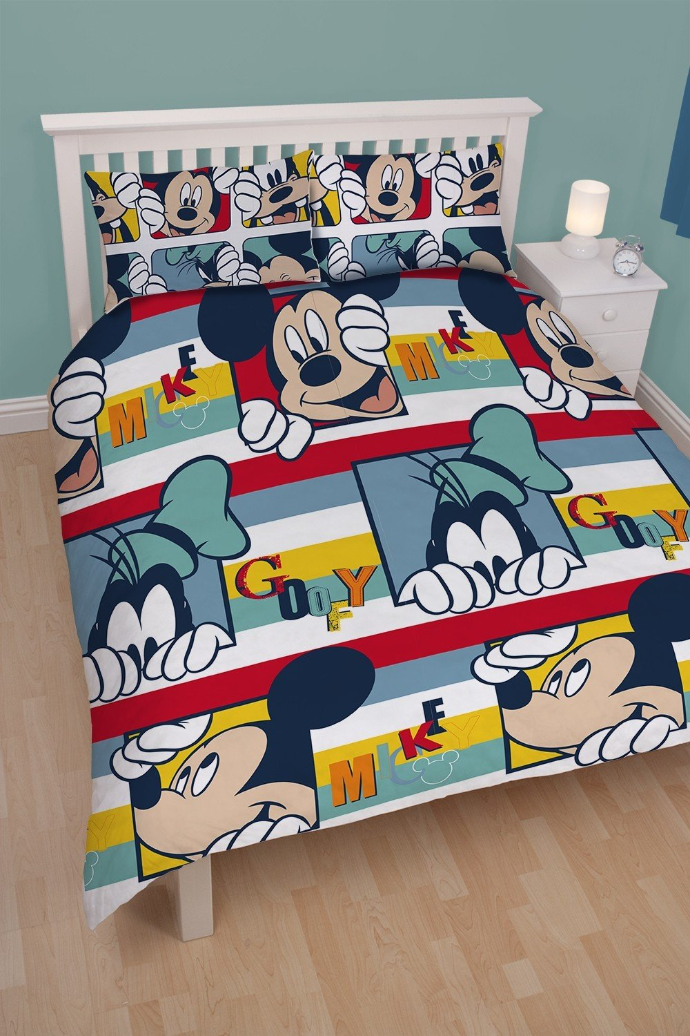 Minnie Mouse Bedroom Ideas Awesome Fun Mickey Mouse toddler Bedding