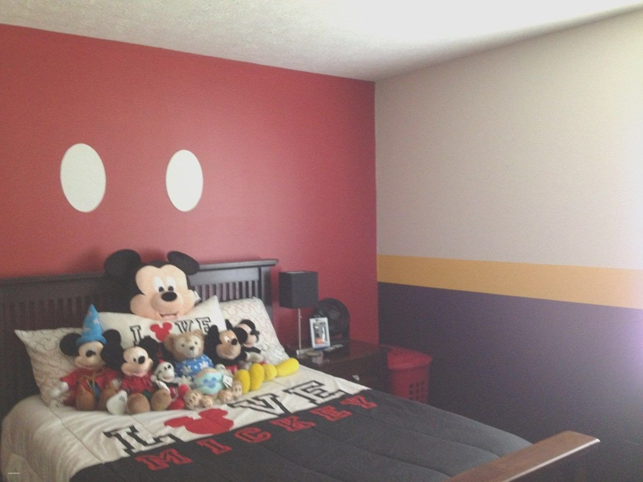 Minnie Mouse Bedroom Ideas Beautiful Disney House Decorations Ideas Mickey Mouse Lovely