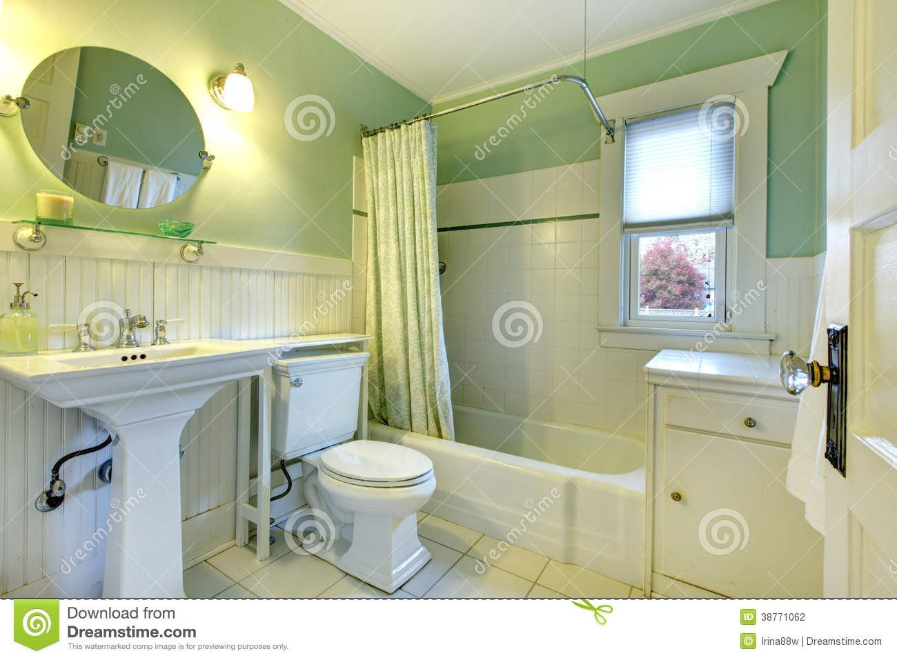 Mint Green Bedroom Decor Inspirational Refreshing Mint Bathroom Stock Photo Image Of Bath Project