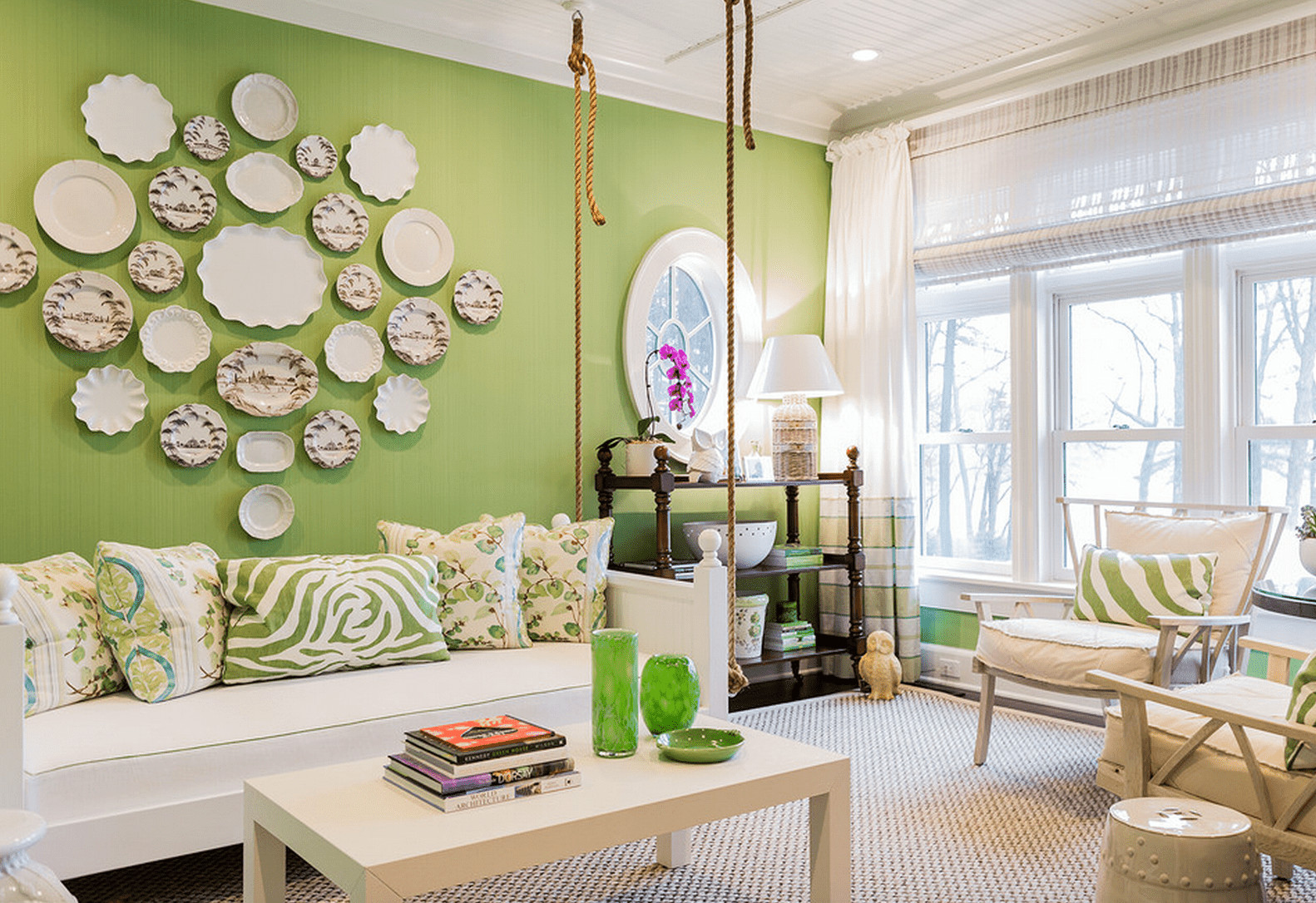 Mint Green Bedroom Decorating Ideas Beautiful Green Living Room Ideas
