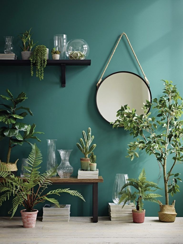Mint Green Bedroom Decorating Ideas New Green is the Colour for Autumn and Winter at M&s